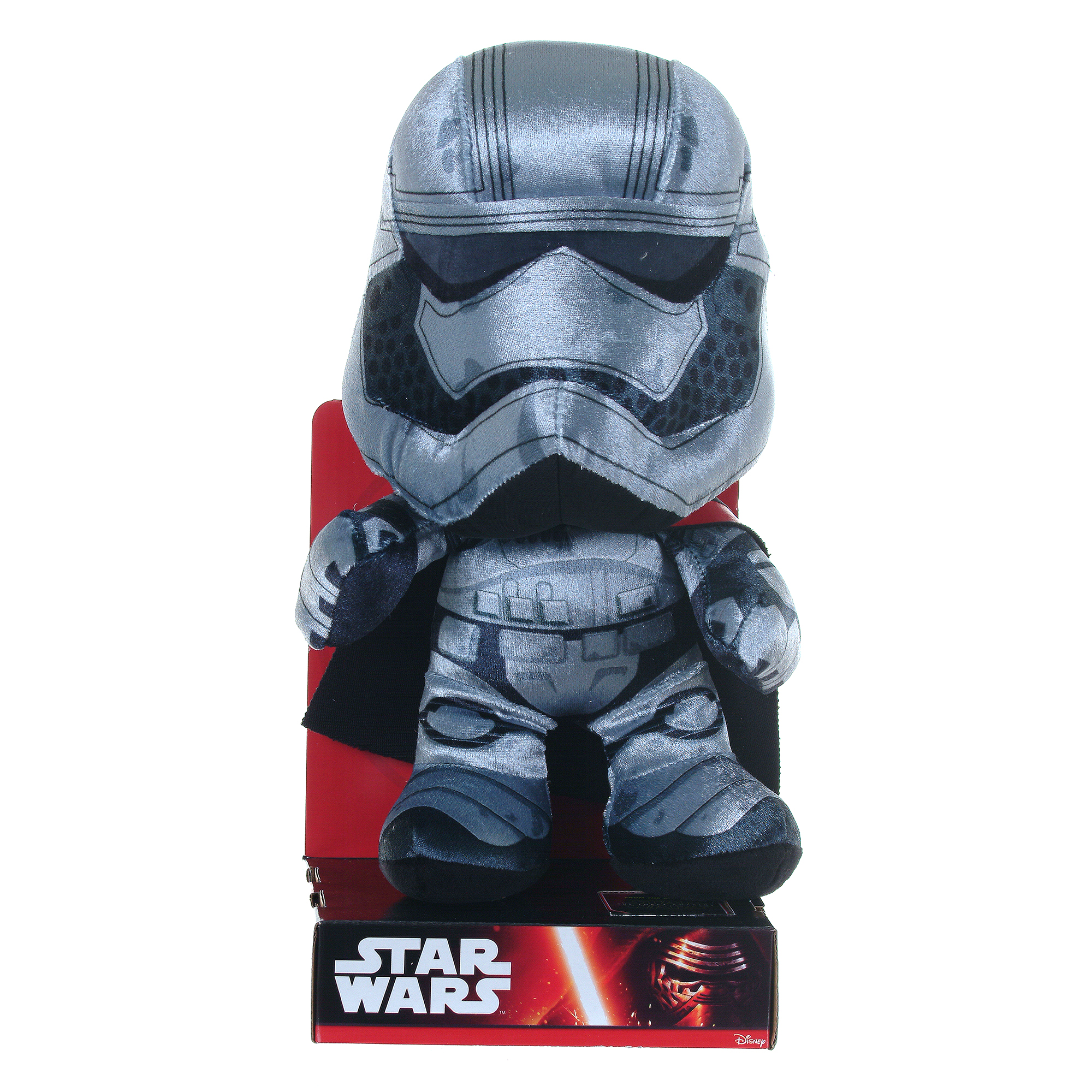 Picture of Star Wars The Force Awaken 10-inch Captain Phasma Soft Toy