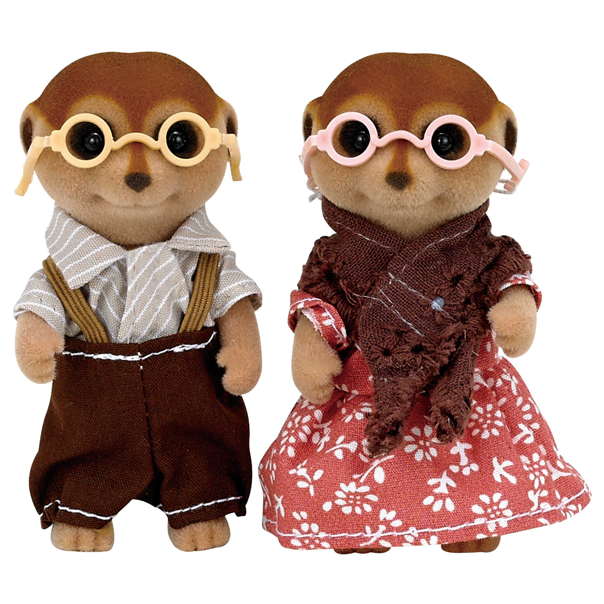 Picture of Sylvanian Families Meerkat Grandparents Set