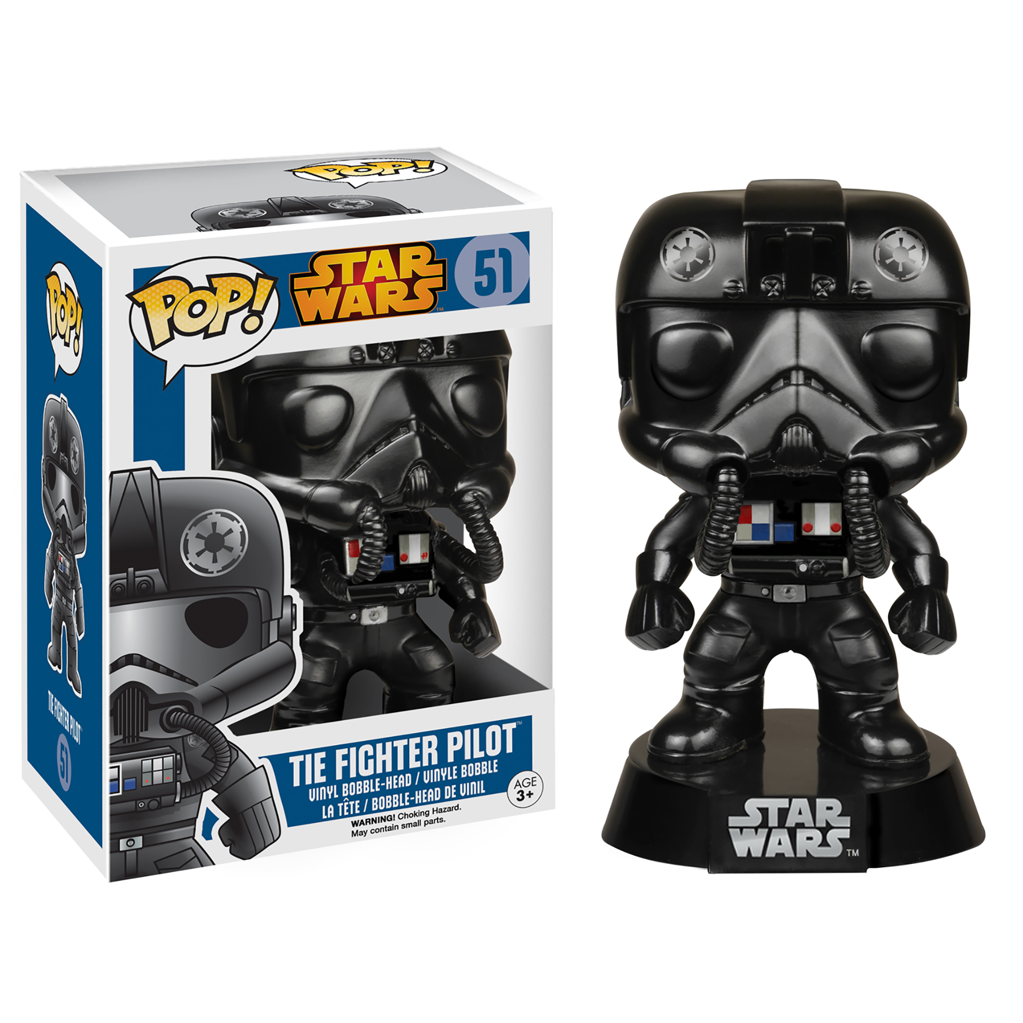 Picture of Star Wars Tie Fighter Pilot POP Bobble