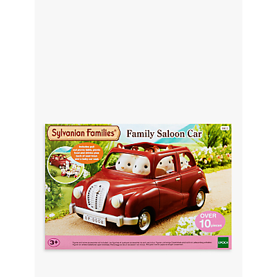 Picture of Sylvanian Families Family Saloon Car