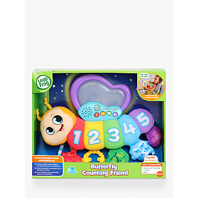 Picture of LeapFrog Butterfly Counting Friend
