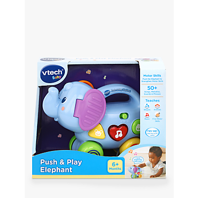 Picture of VTech Baby Pull And Play Elephant