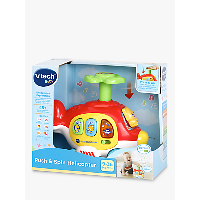 Picture of VTech Baby Push and Spin Helicopter