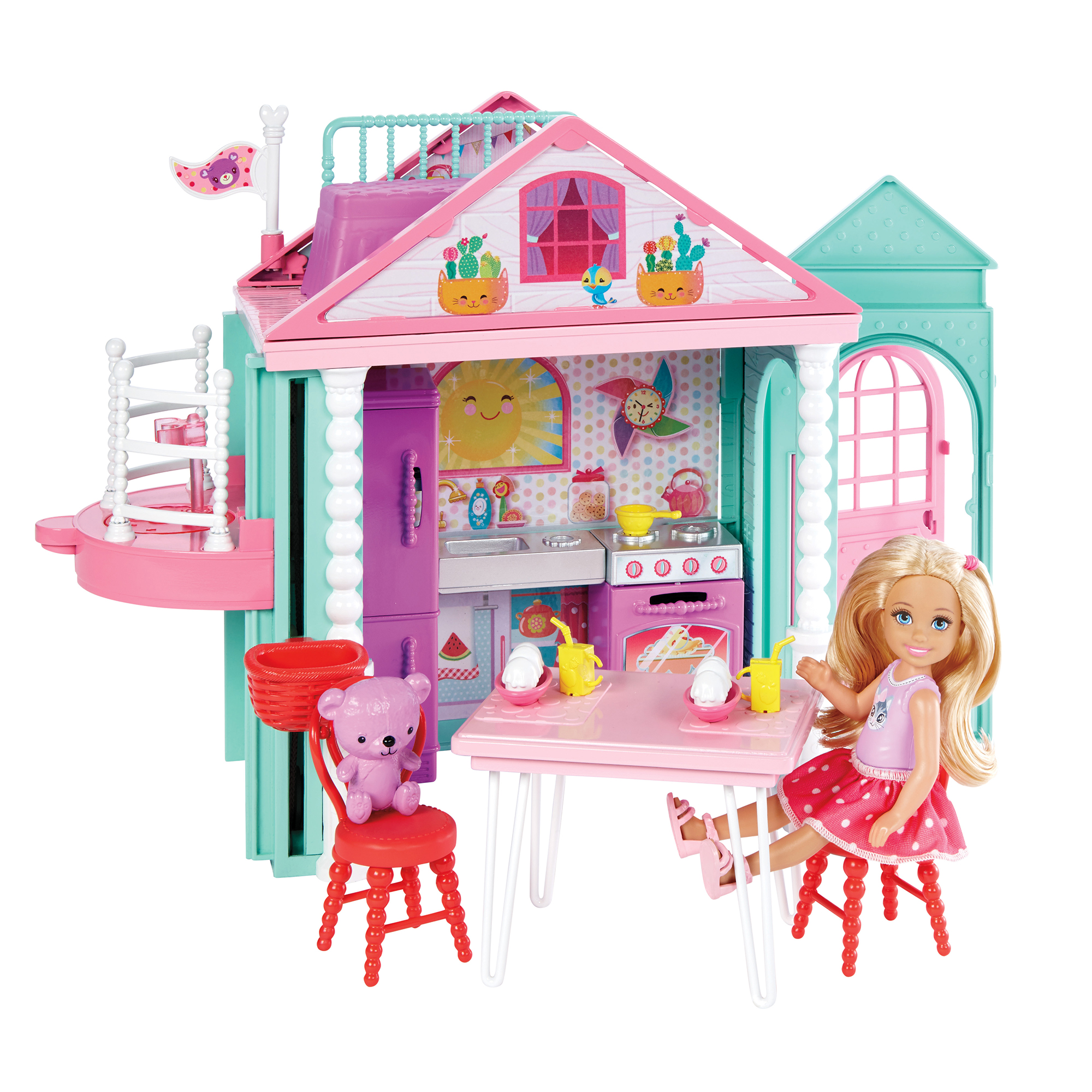 Picture of Barbie Chelse's Clubhouse
