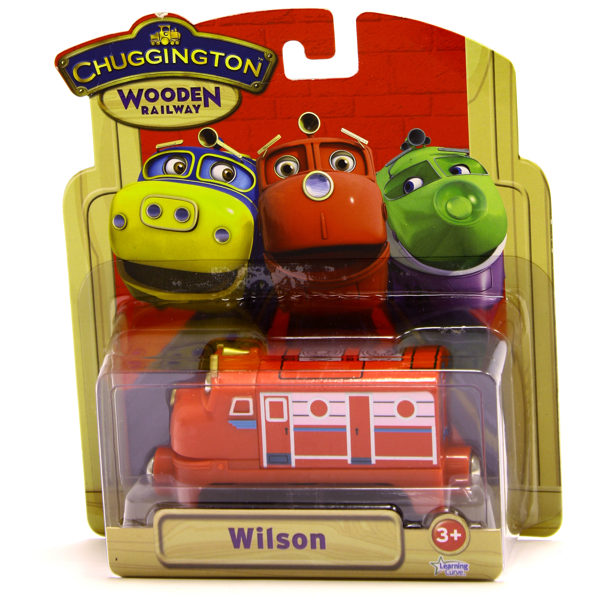 Picture of Chuggington Wilson Wooden Engine