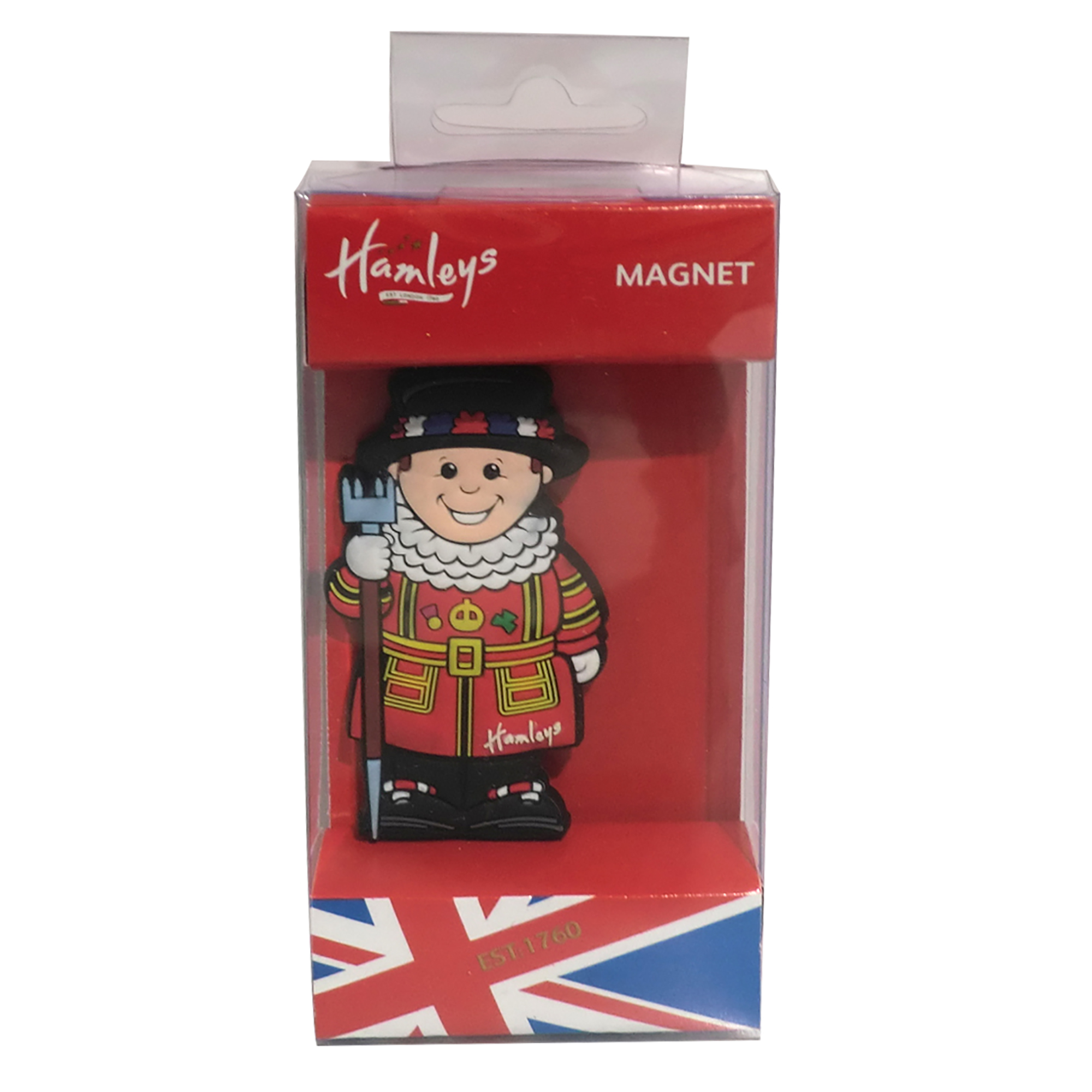 Picture of Hamleys Beefeater Magnet