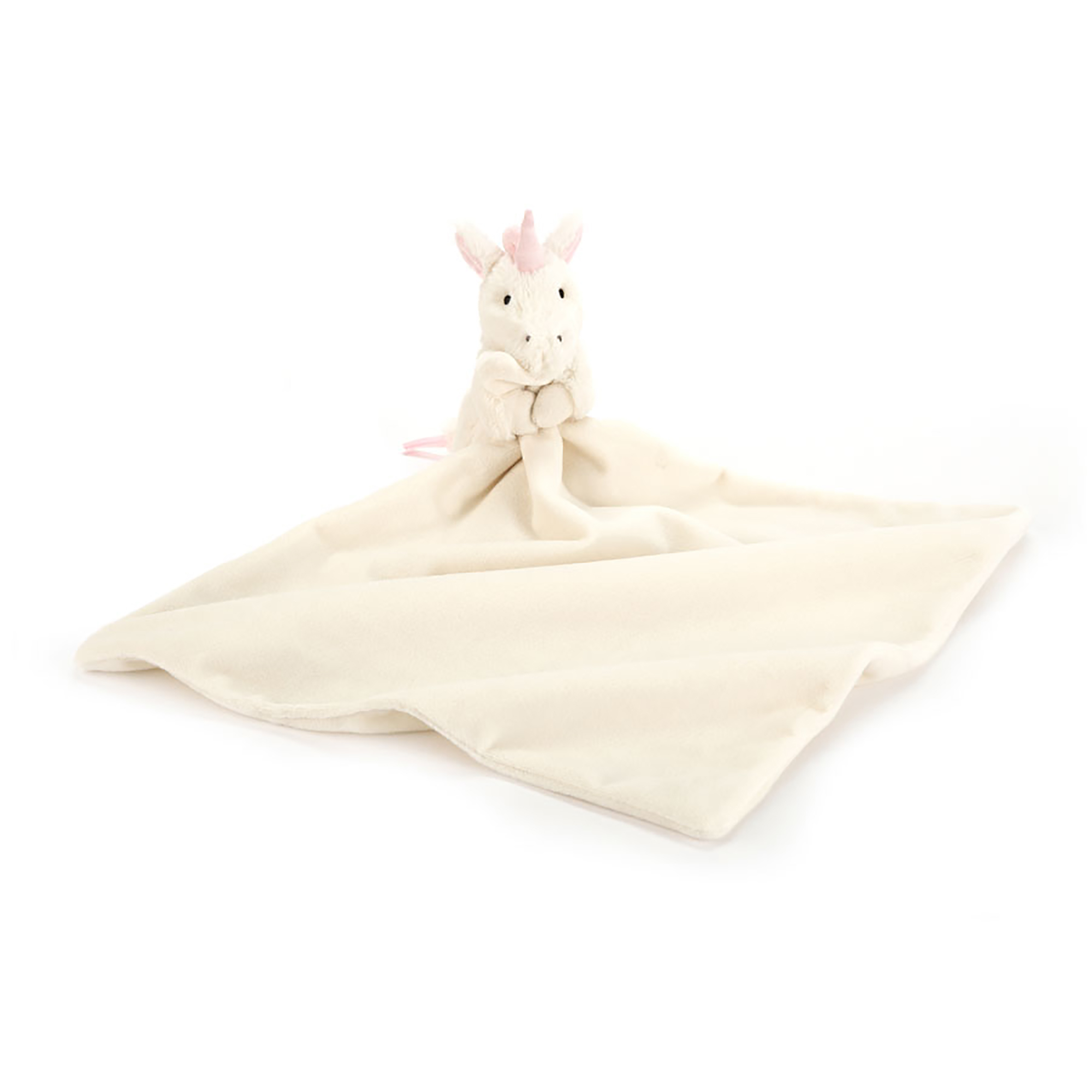 Picture of Jellycat Bashful Unicorn Soother Soft Toy