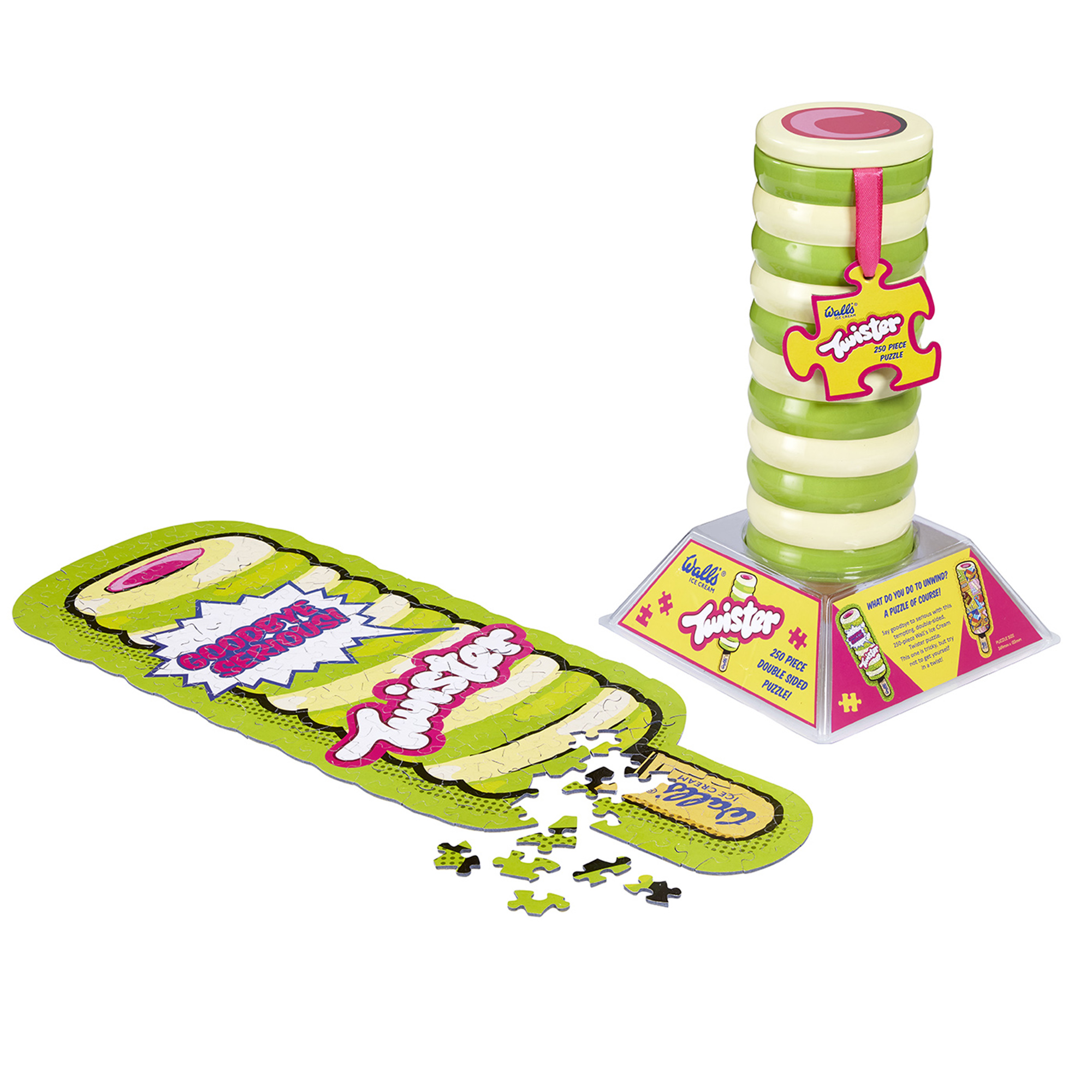 Picture of Gibsons Wall's Twister 250 Piece Puzzle