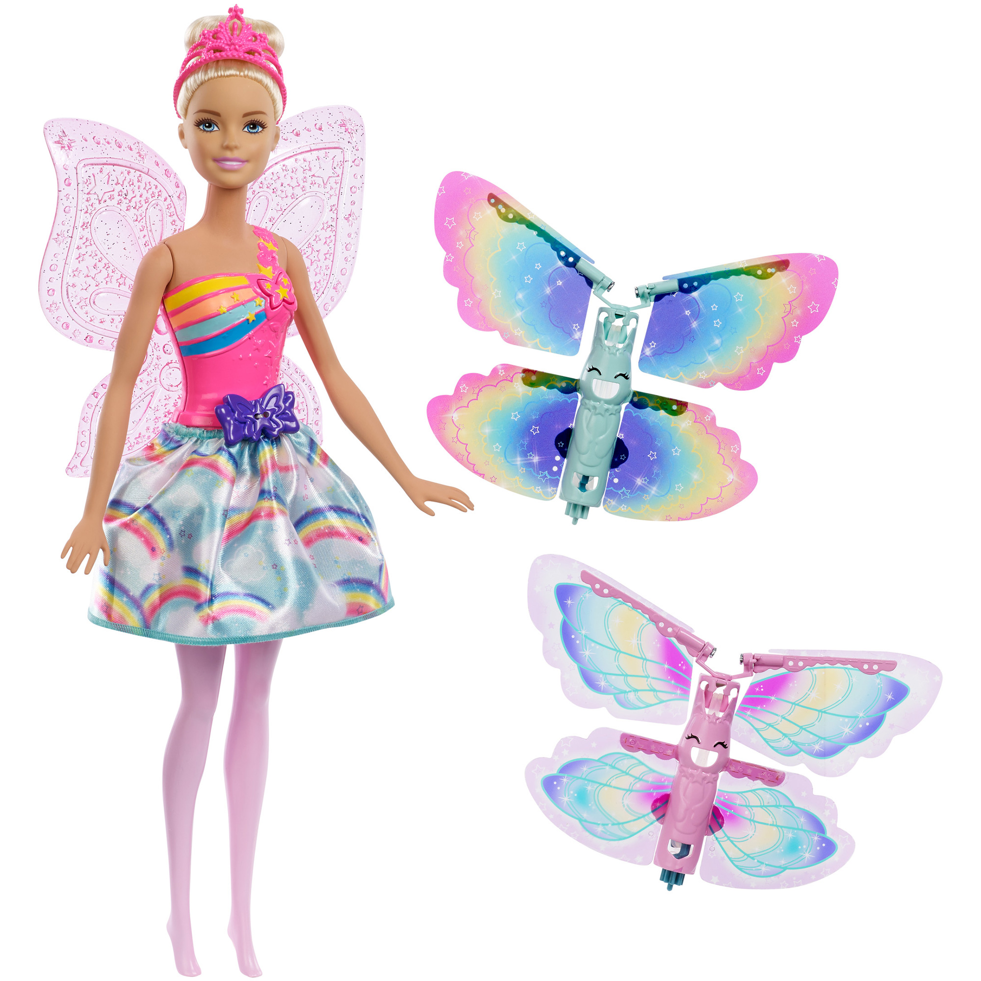 Picture of Barbie Dreamtopia Flying Wings Fairy Doll