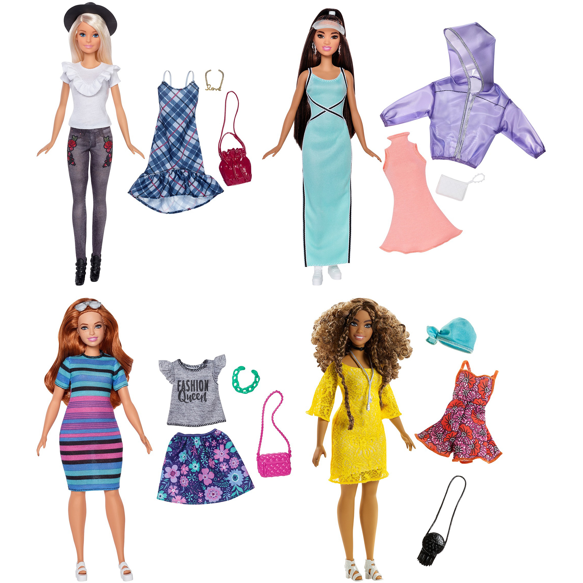 Picture of Barbie Fashionista Giftset Assortment