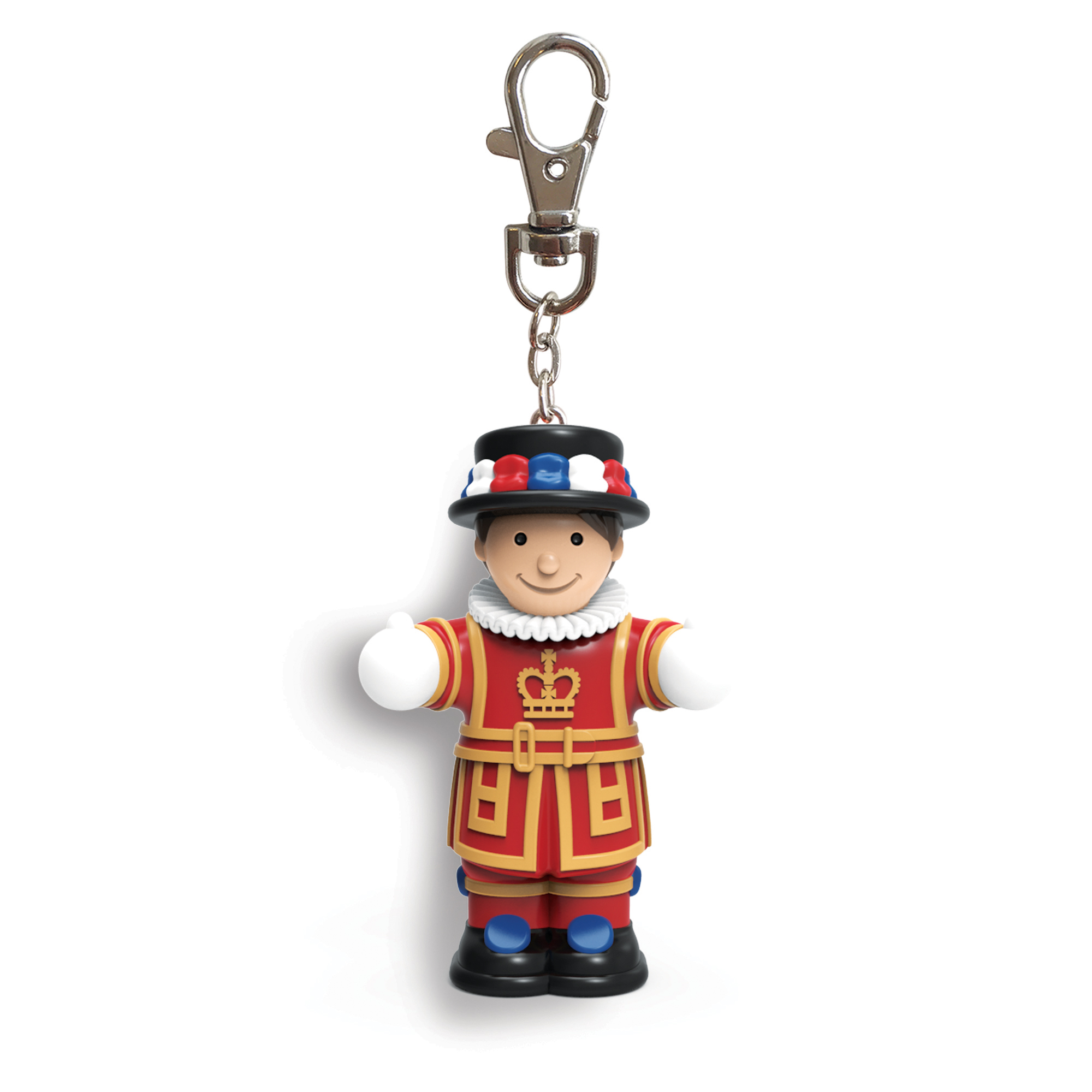 Picture of WOW Toys Hamleys Exclusive Beefeater Figure Bag Buddy