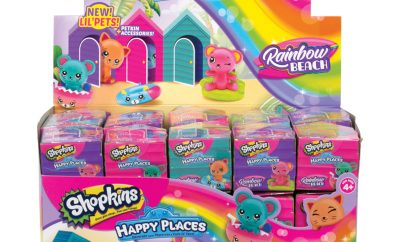 Shopkins happy places high school prom playset from john - John lewis shopkins ...