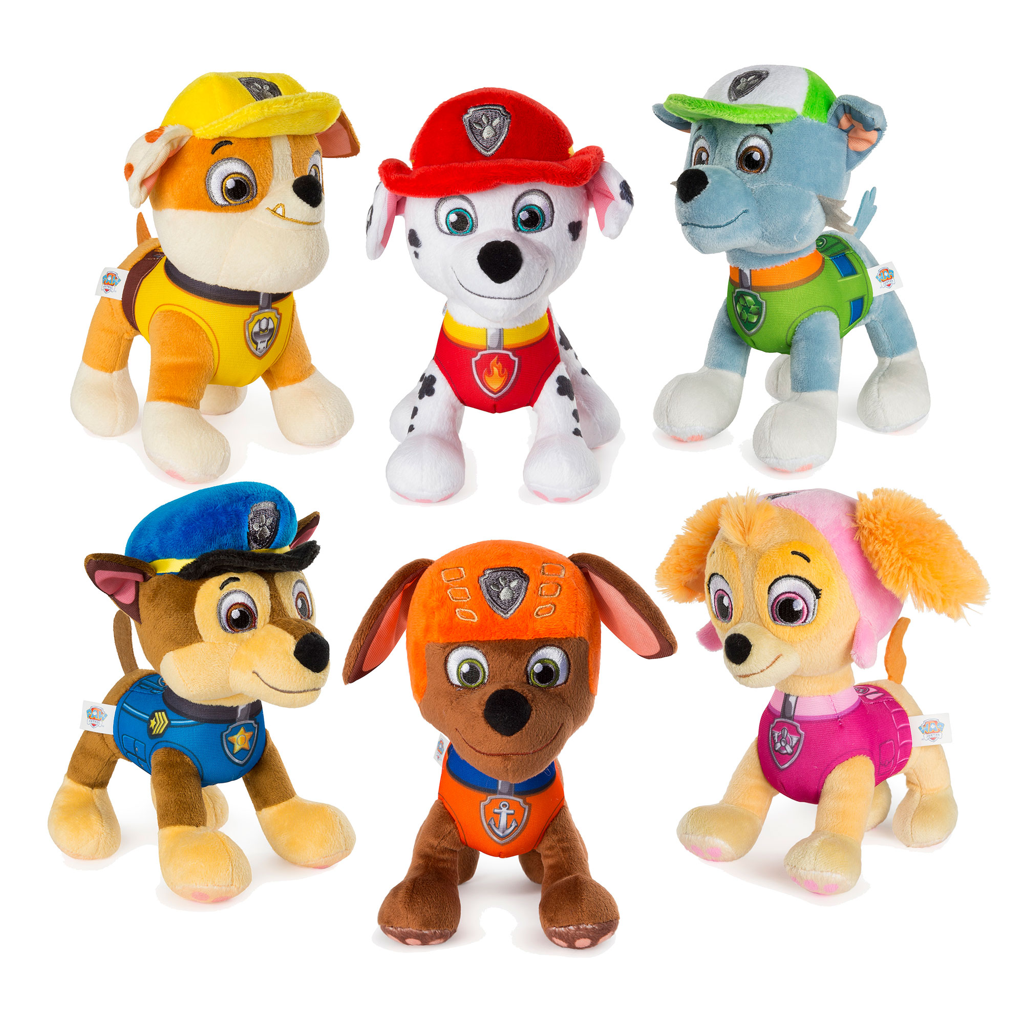 Picture of PAW Patrol Pup Pal Soft Toy Assortment