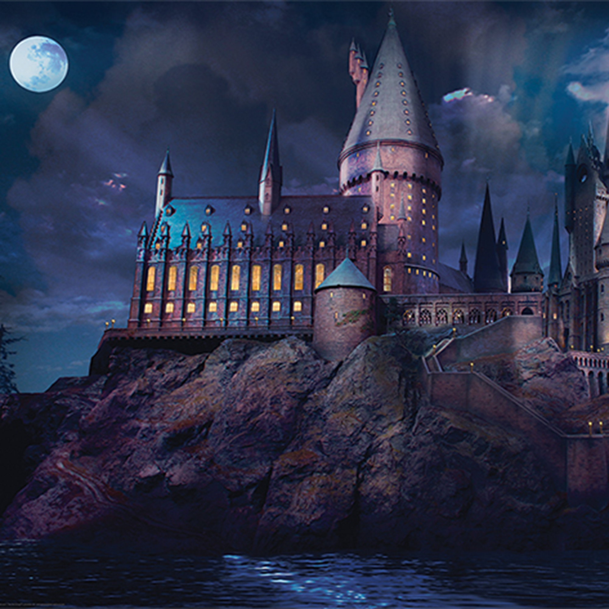 Picture of Harry Potter Hogwarts Castle Maxi Poster