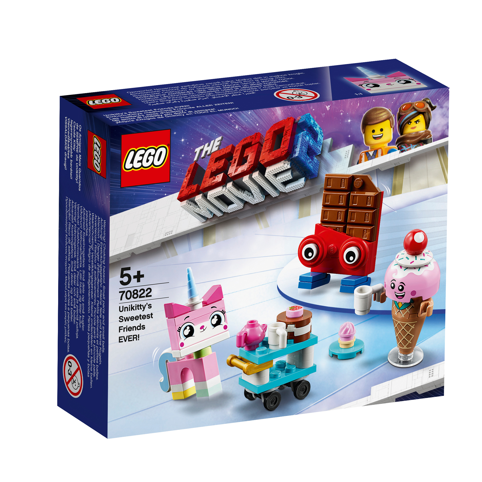 Picture of LEGO Movie 2 Unikitty's Sweetest Friends EVER 70822