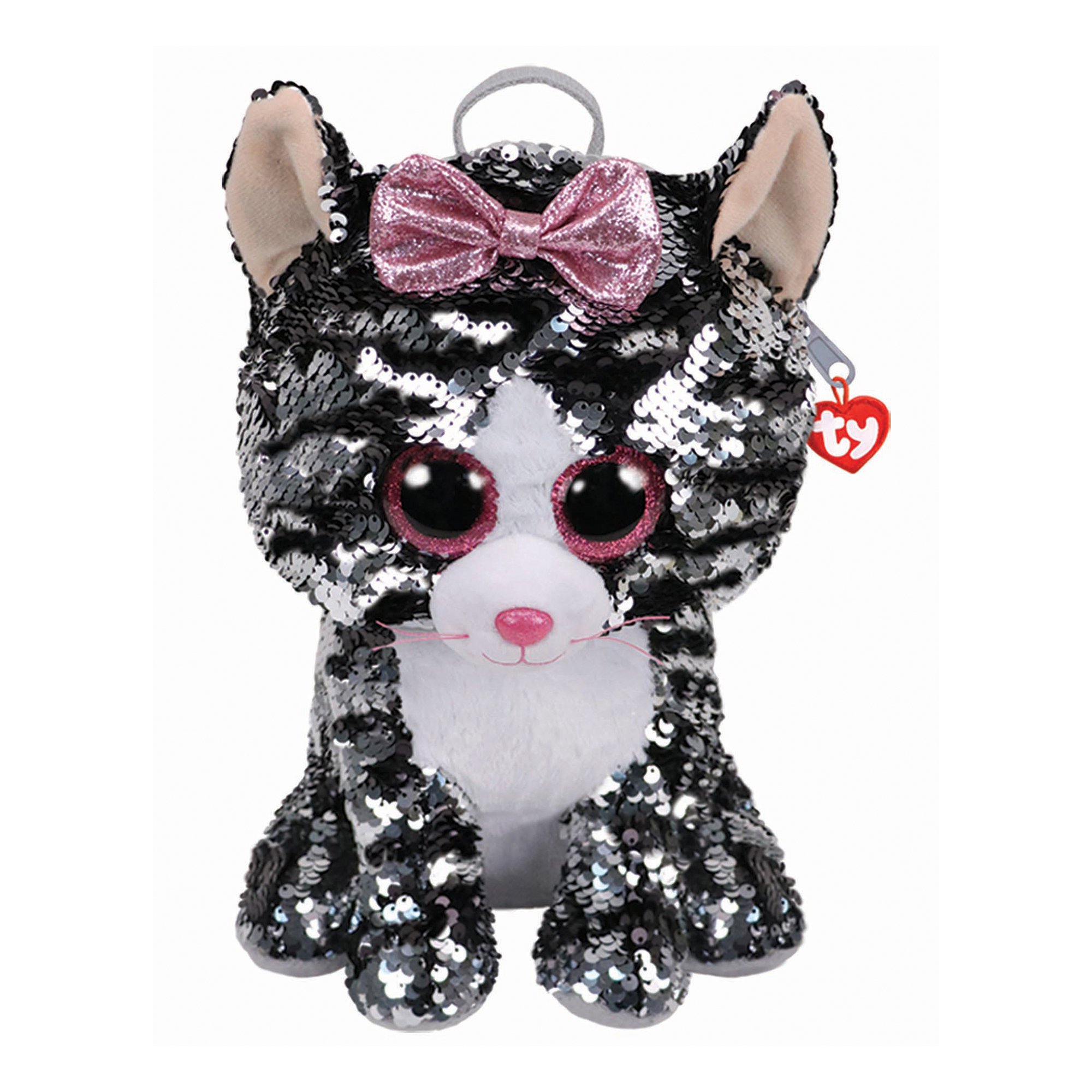 Picture of TY Kiki Cat Sequin Backpack