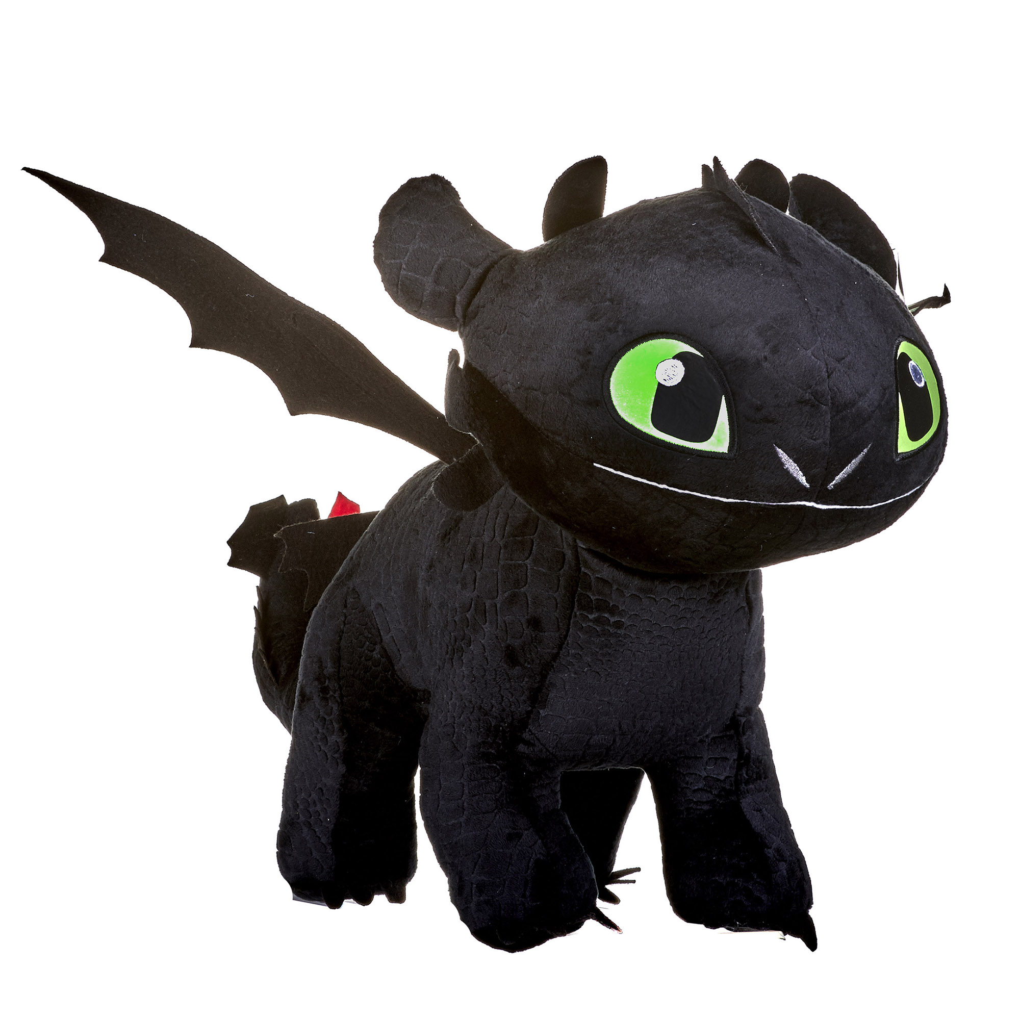 Picture of How to Train Your Dragon 60cm Toothless Soft Toy