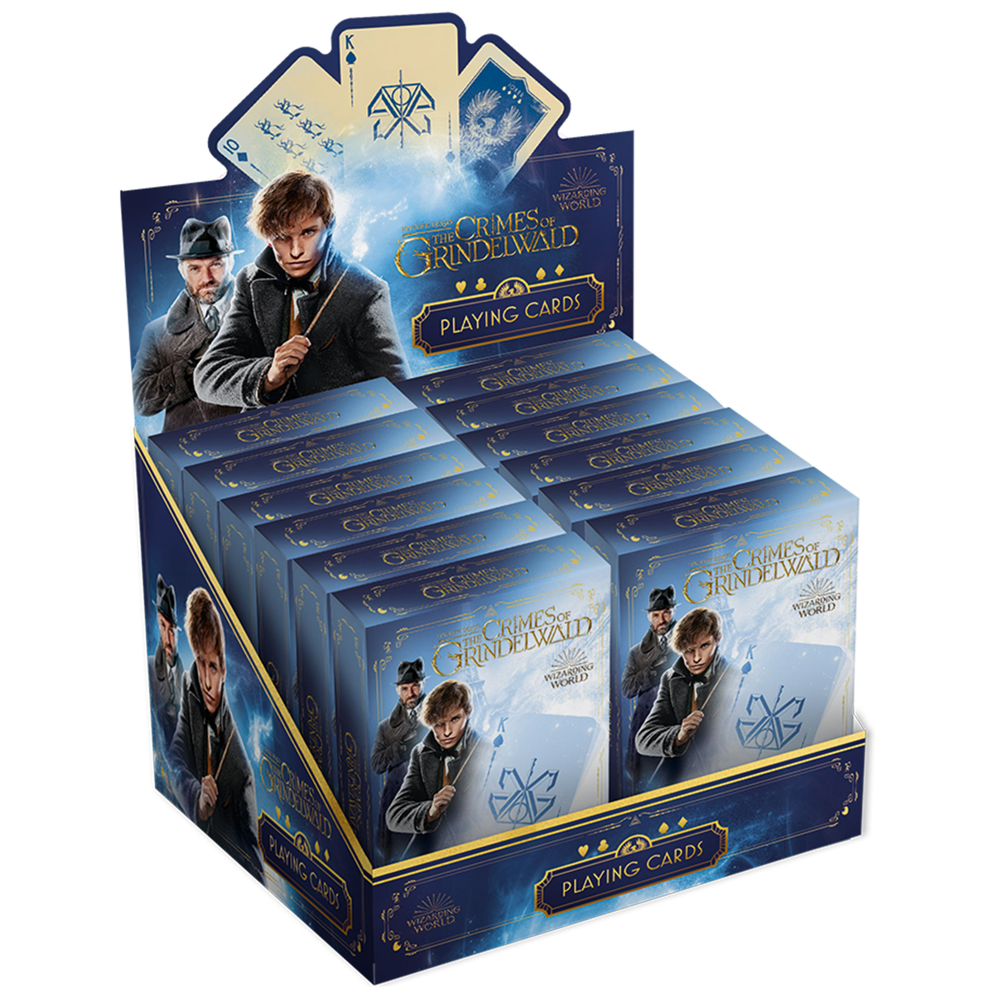 Picture of Fantastic Beasts Playing Cards Set