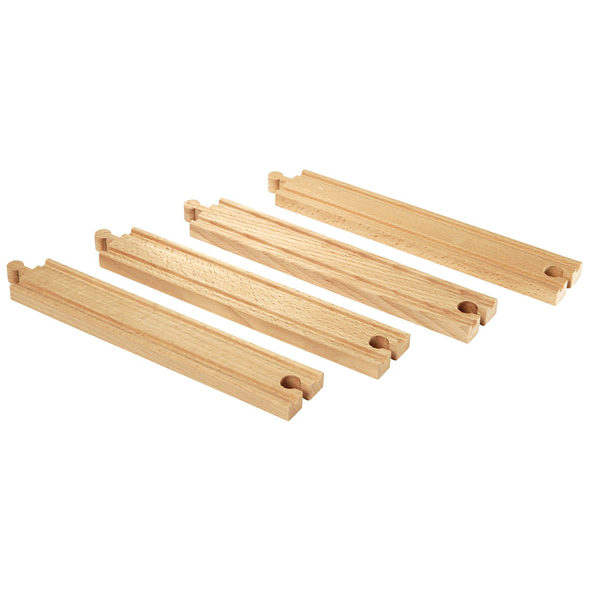 Picture of BRIO World Long Straights Railway Track