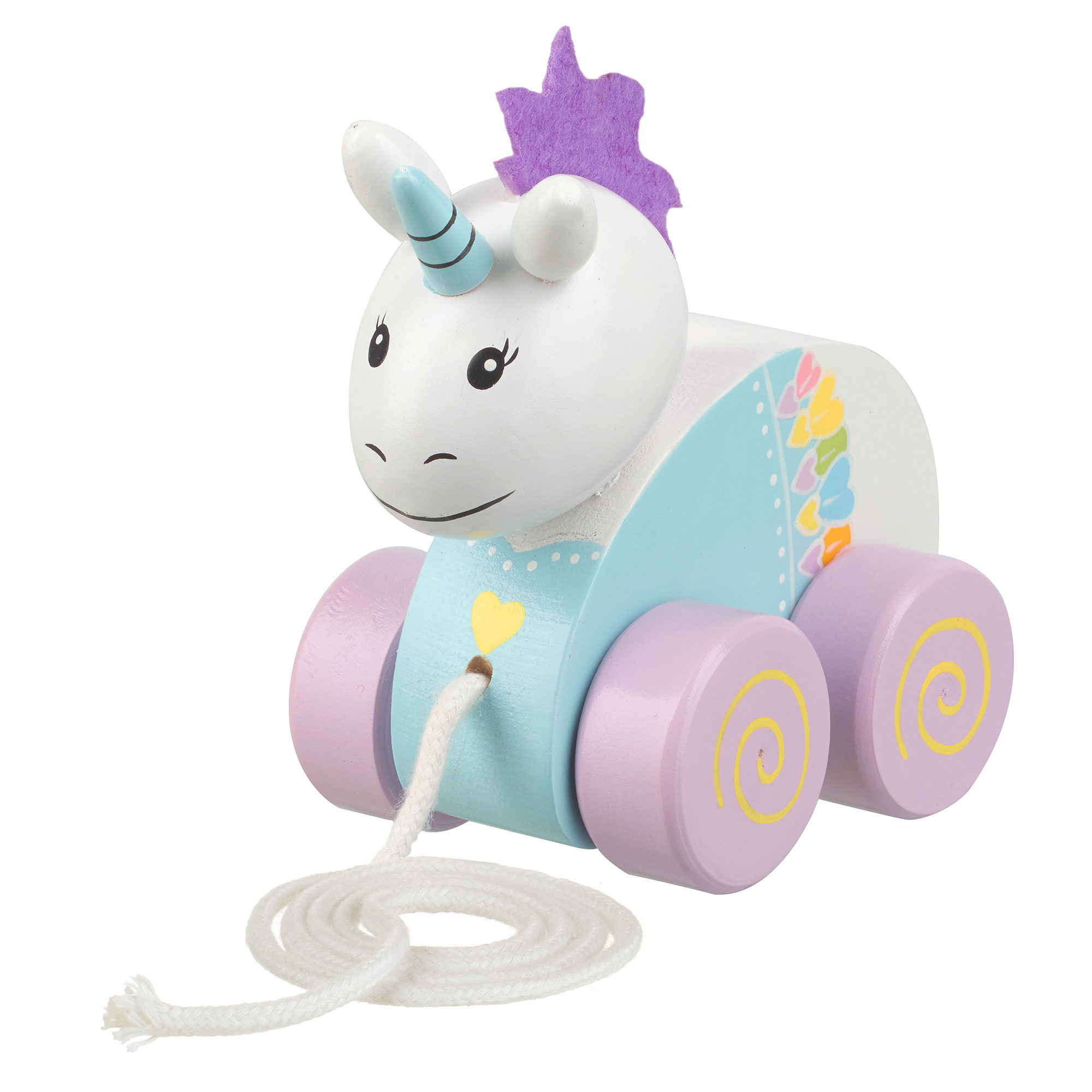 Picture of Unicorn Pull Along Toy