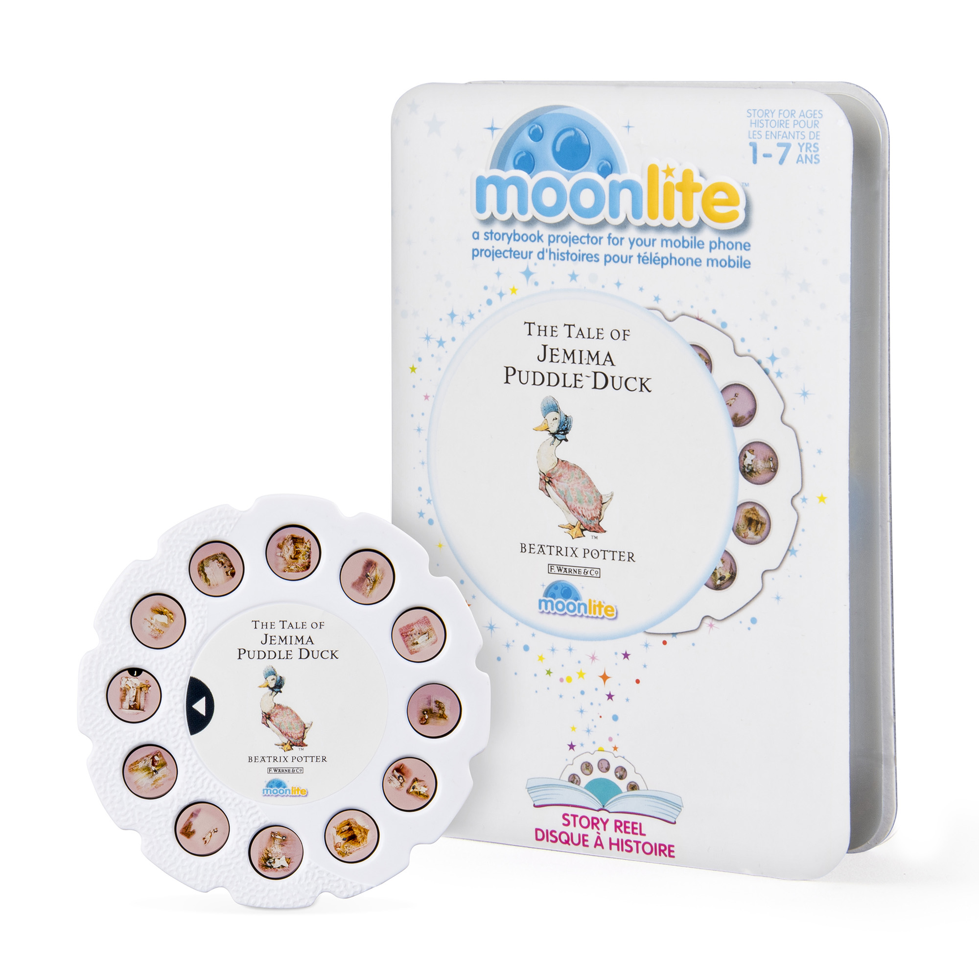 Picture of Moonlite Individual Jemima Puddle Duck Story Reel