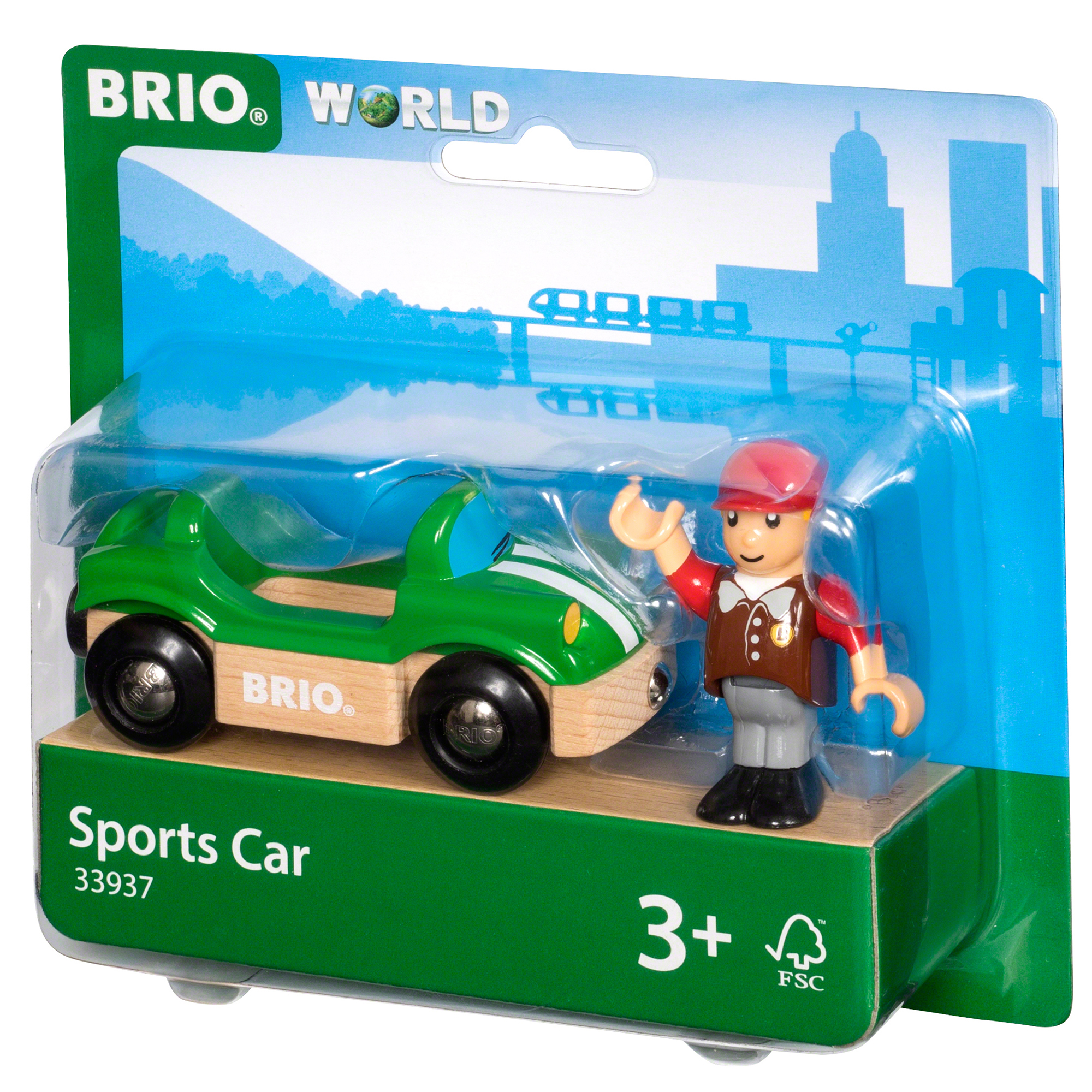 Picture of BRIO World Sports Car
