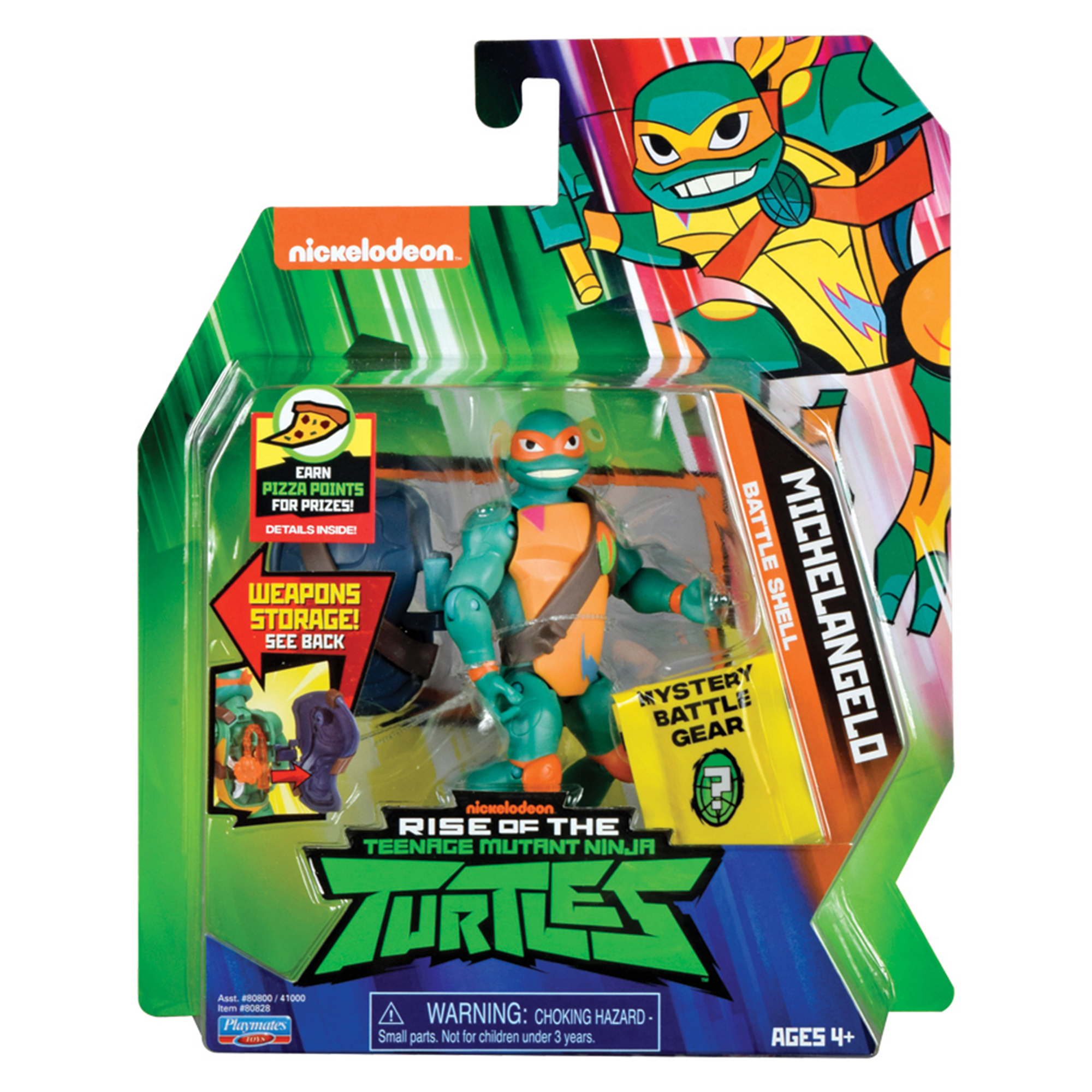 Picture of TMNT Action Figure Assortment Pack