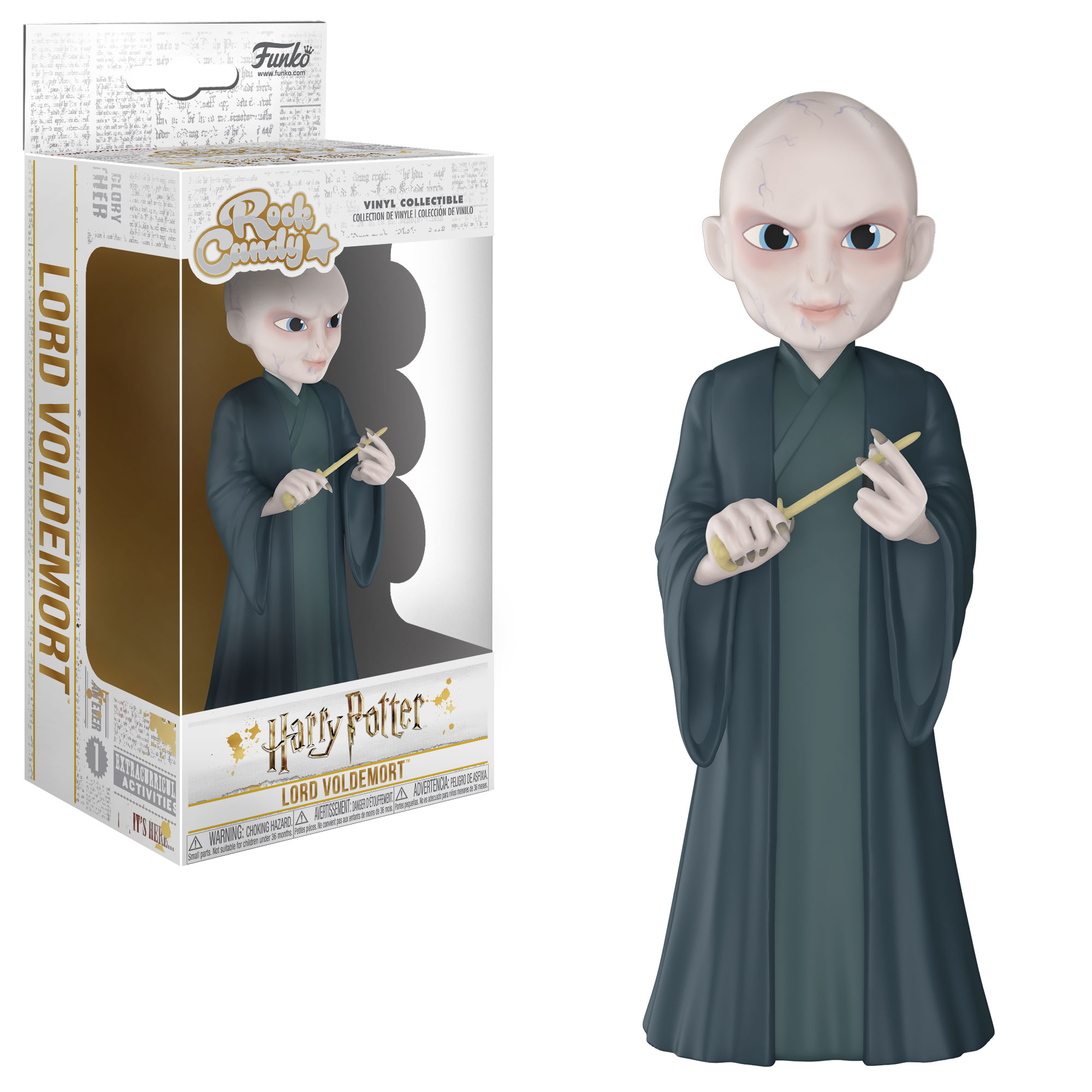 Picture of Harry Potter Voldemort Collectible Figure