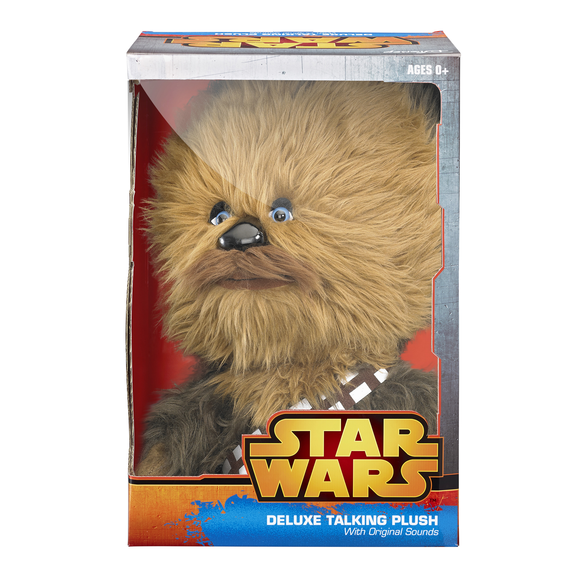 Picture of Star Wars  15-Inch Talking Chewbacca Soft Toy