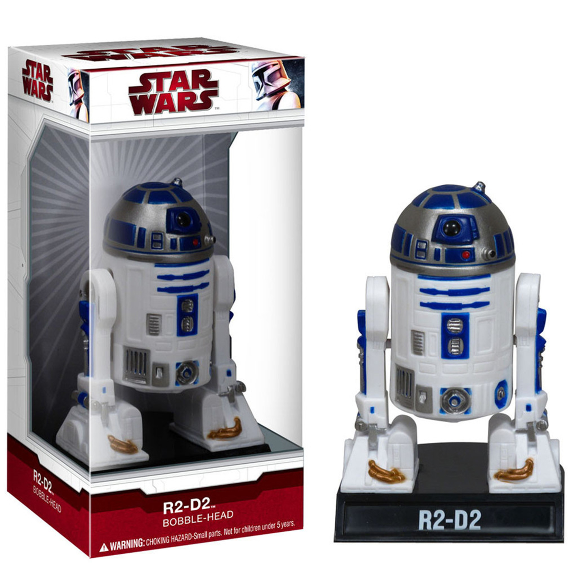 Picture of Star Wars E7 TFA R2-D2 Wacky Wobbler Figure