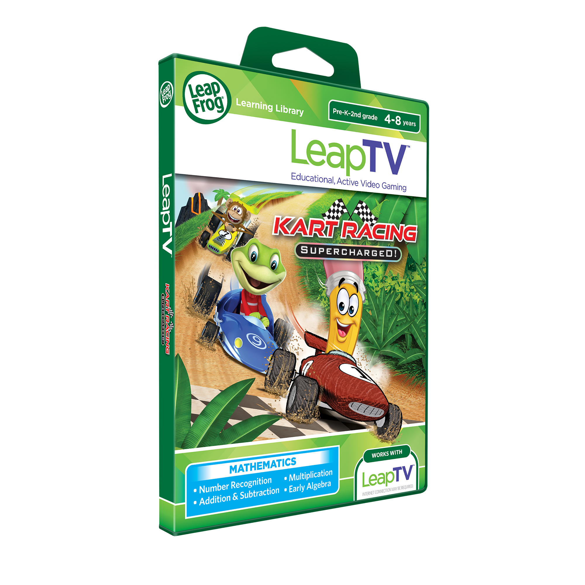 Picture of LeapFrog Kart Racing LeapTV Software
