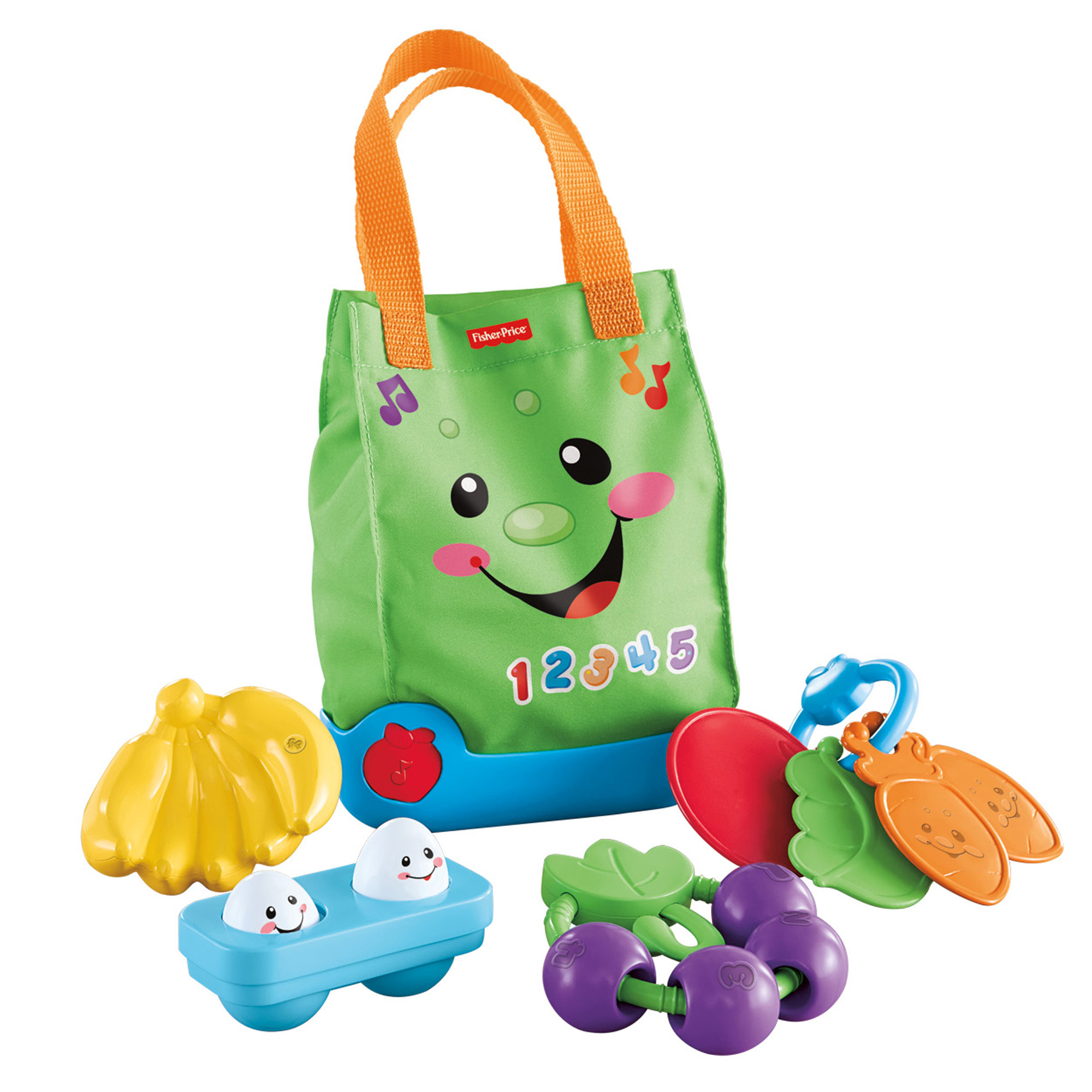 Picture of Fisher Price Laugh & Learn Sing 'n Learn Shopping bag