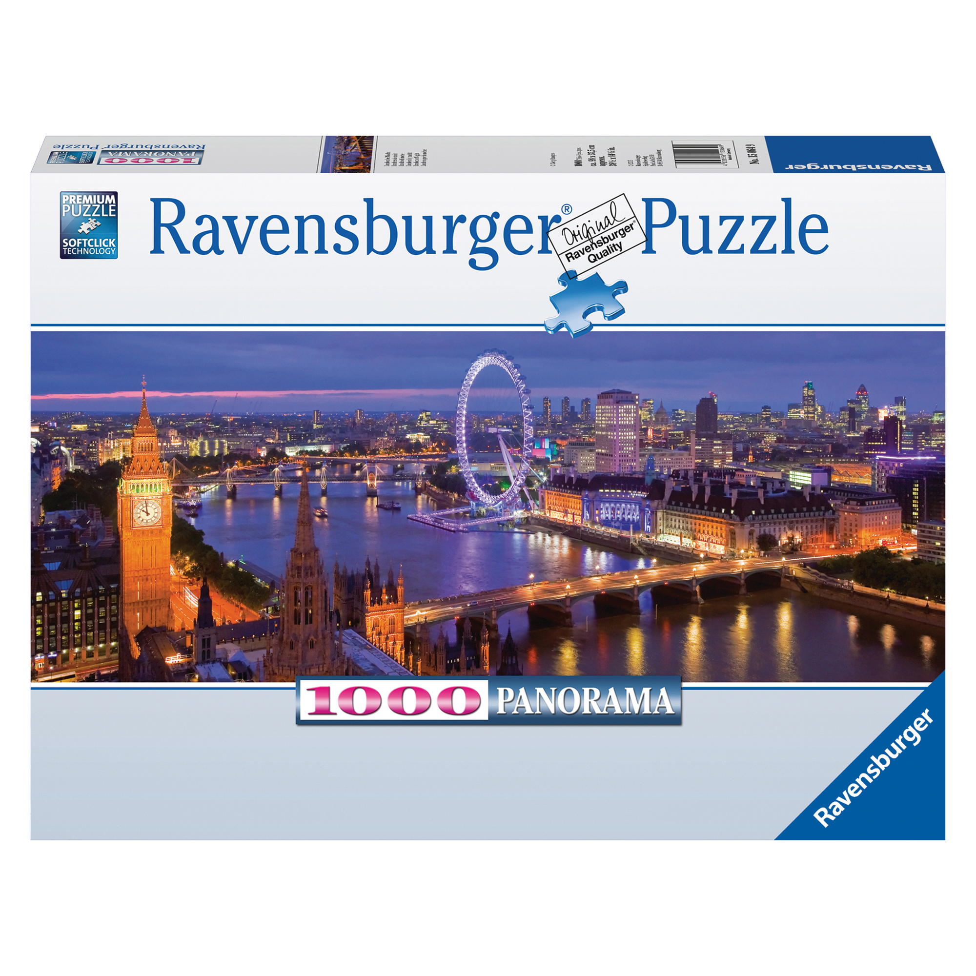 Picture of Ravensburger London At Night 1000 Piece Puzzle