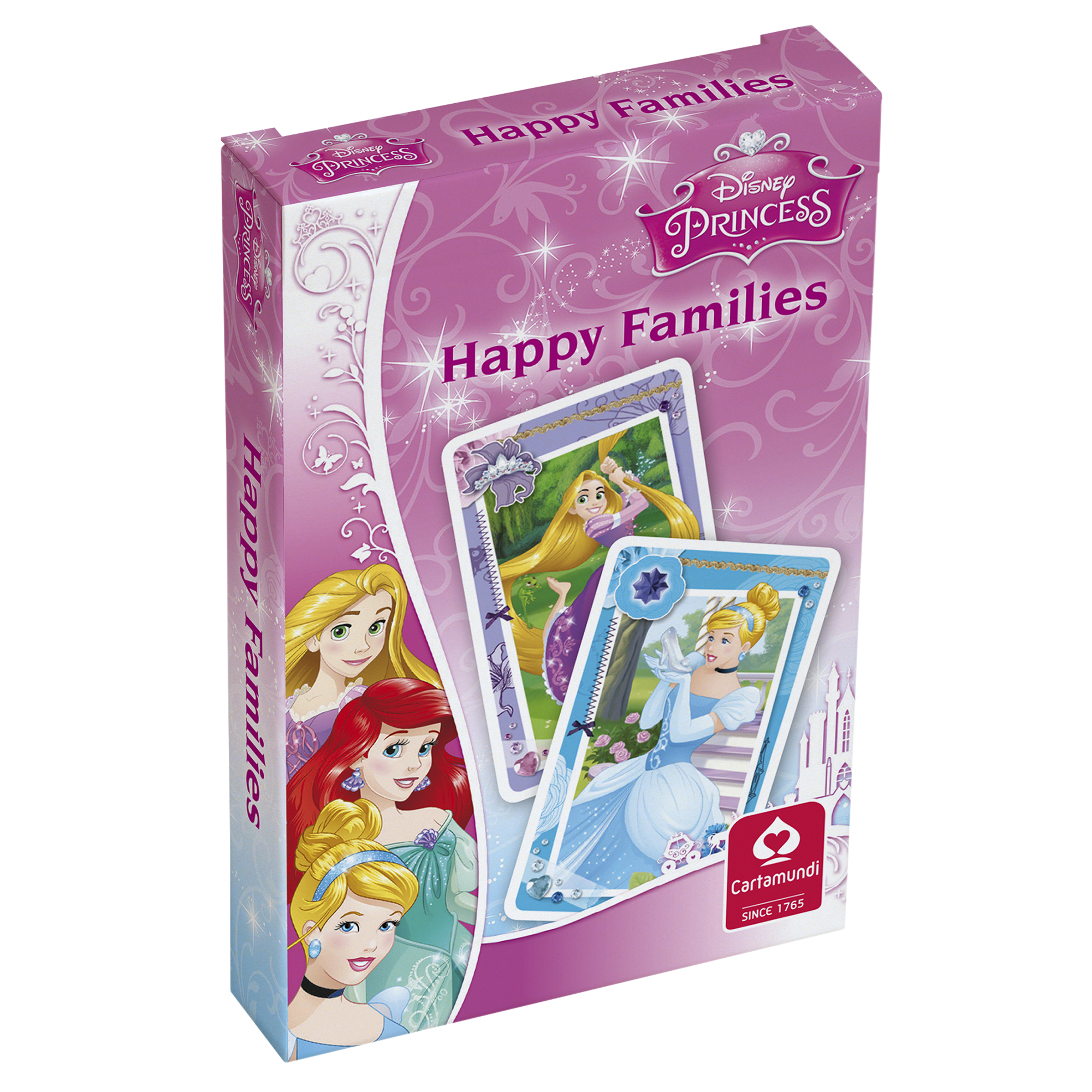 Picture of Disney Princess Happy Families Card Game