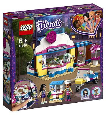 Picture of LEGO Friends Olivia's Cupcake Caf 41366