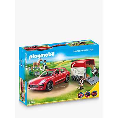 Picture of Playmobil Porsche 9376 Porsche Macan GTS