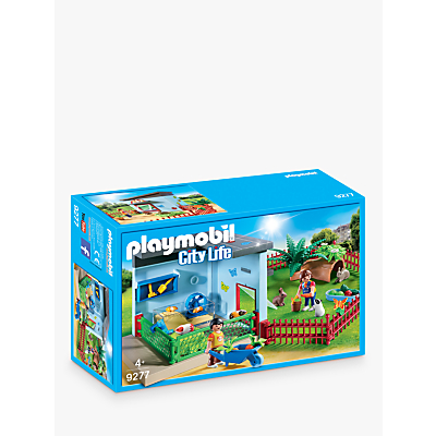 Picture of Playmobil City Life 9277 Small Animal Boarding