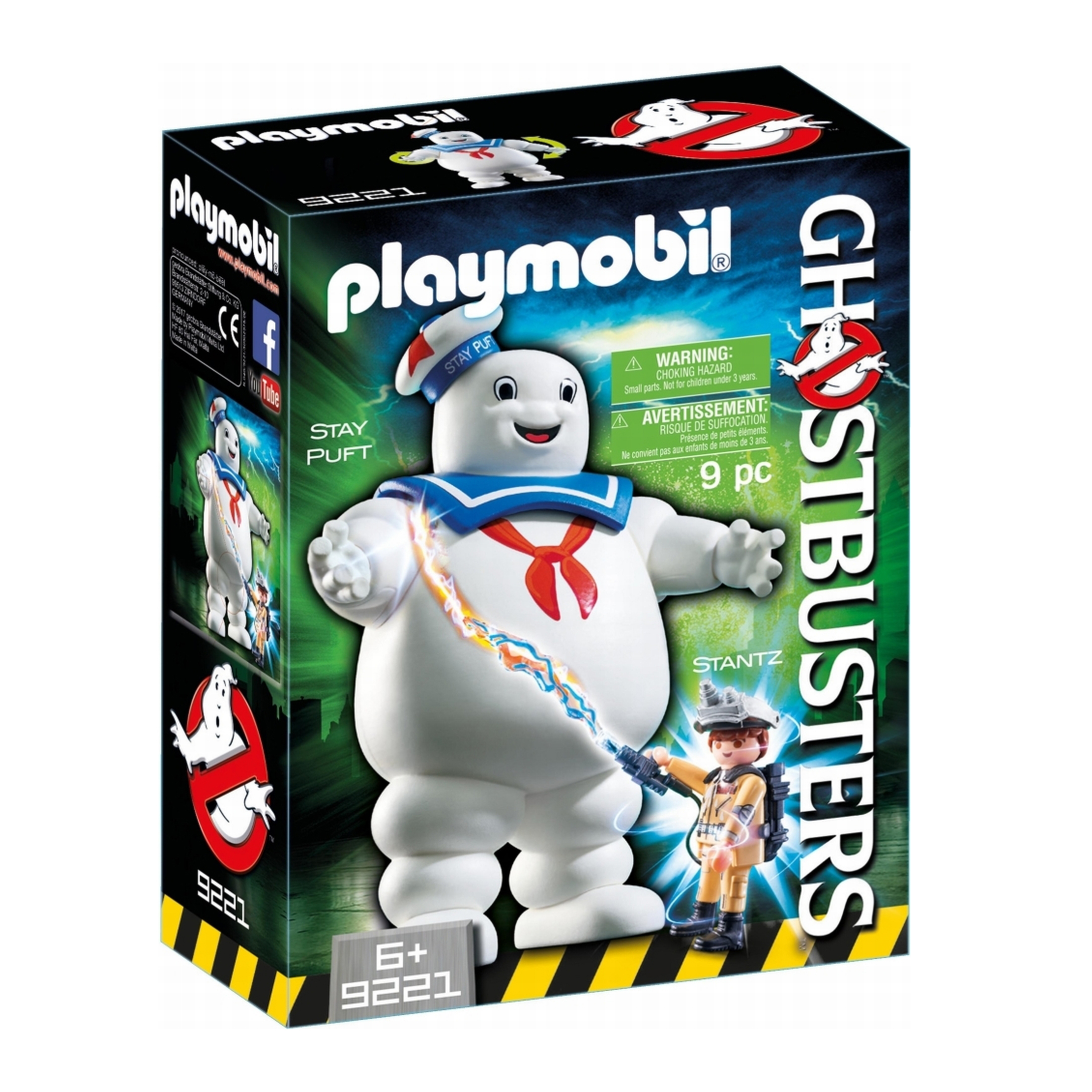 Picture of Playmobil Ghostbusters Marshmallow Man 9221