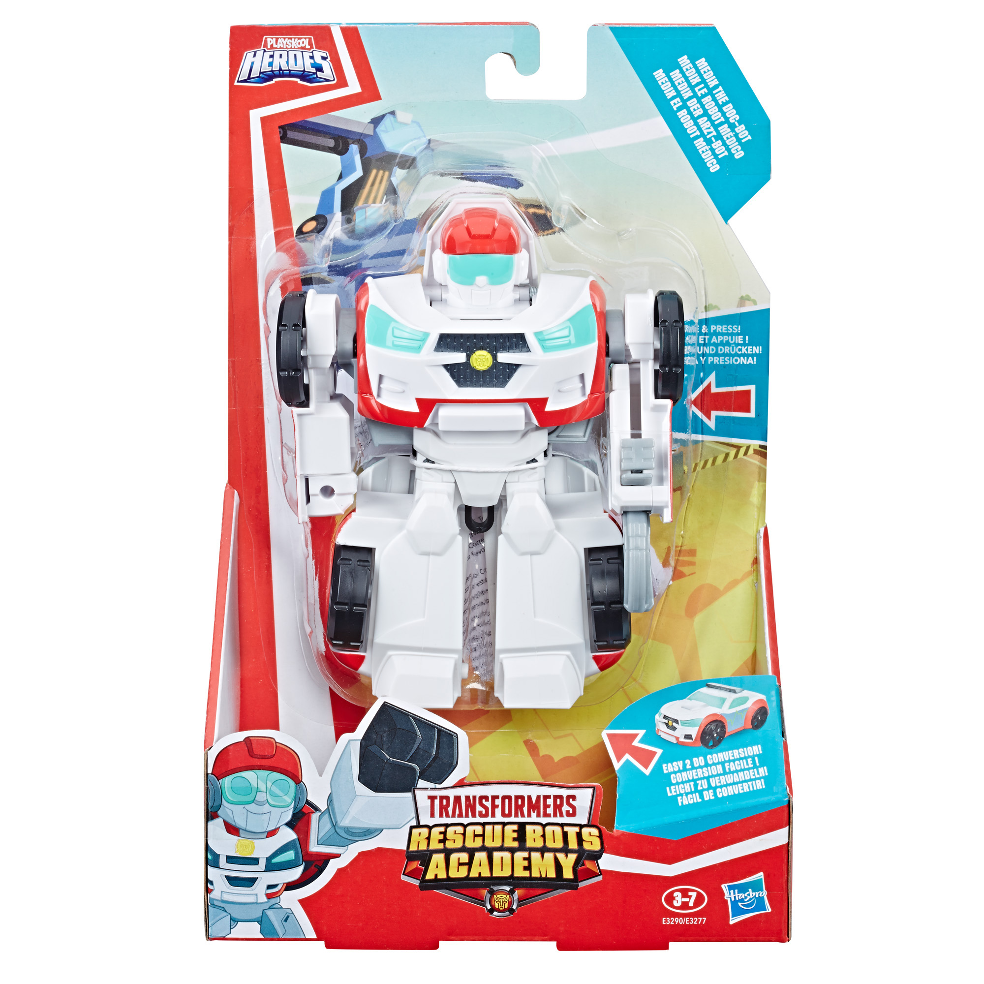 Picture of Transformers Rescue Bots Academy Large Assortment