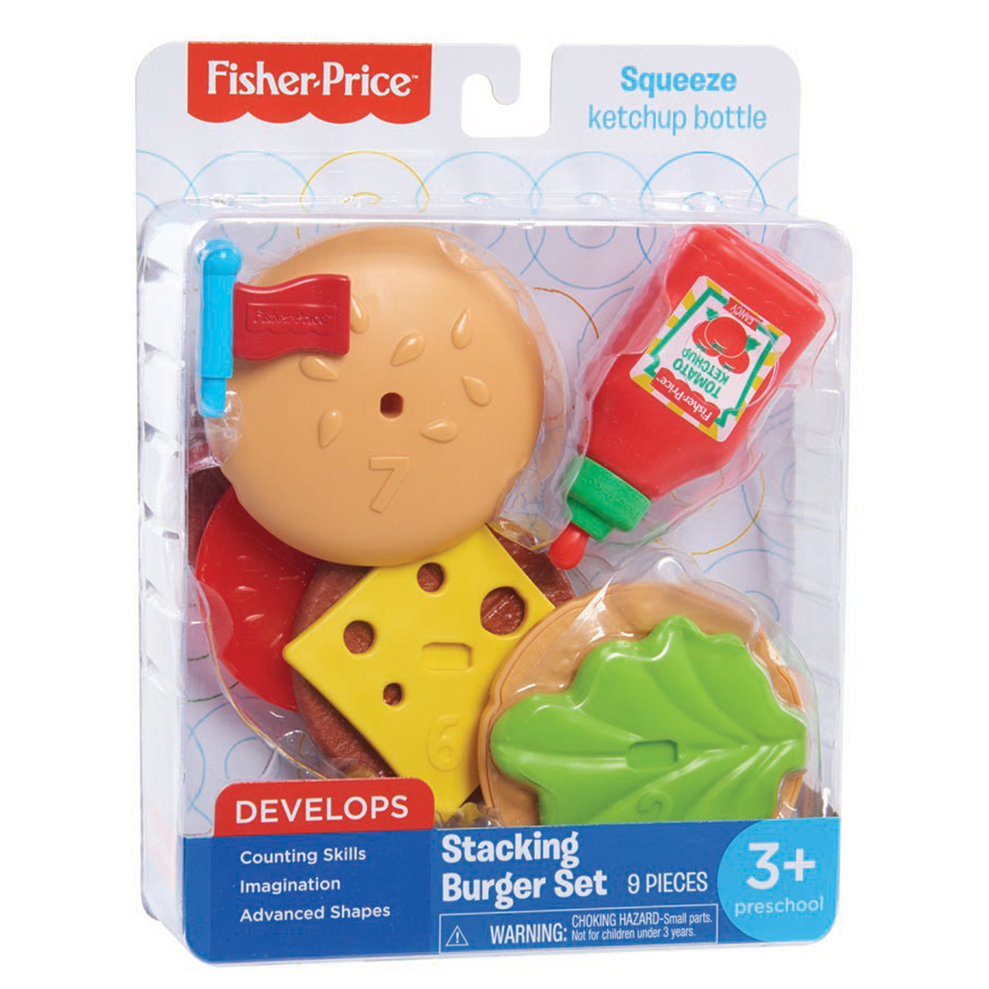 Picture of Fisher Price Food Assortment Pack