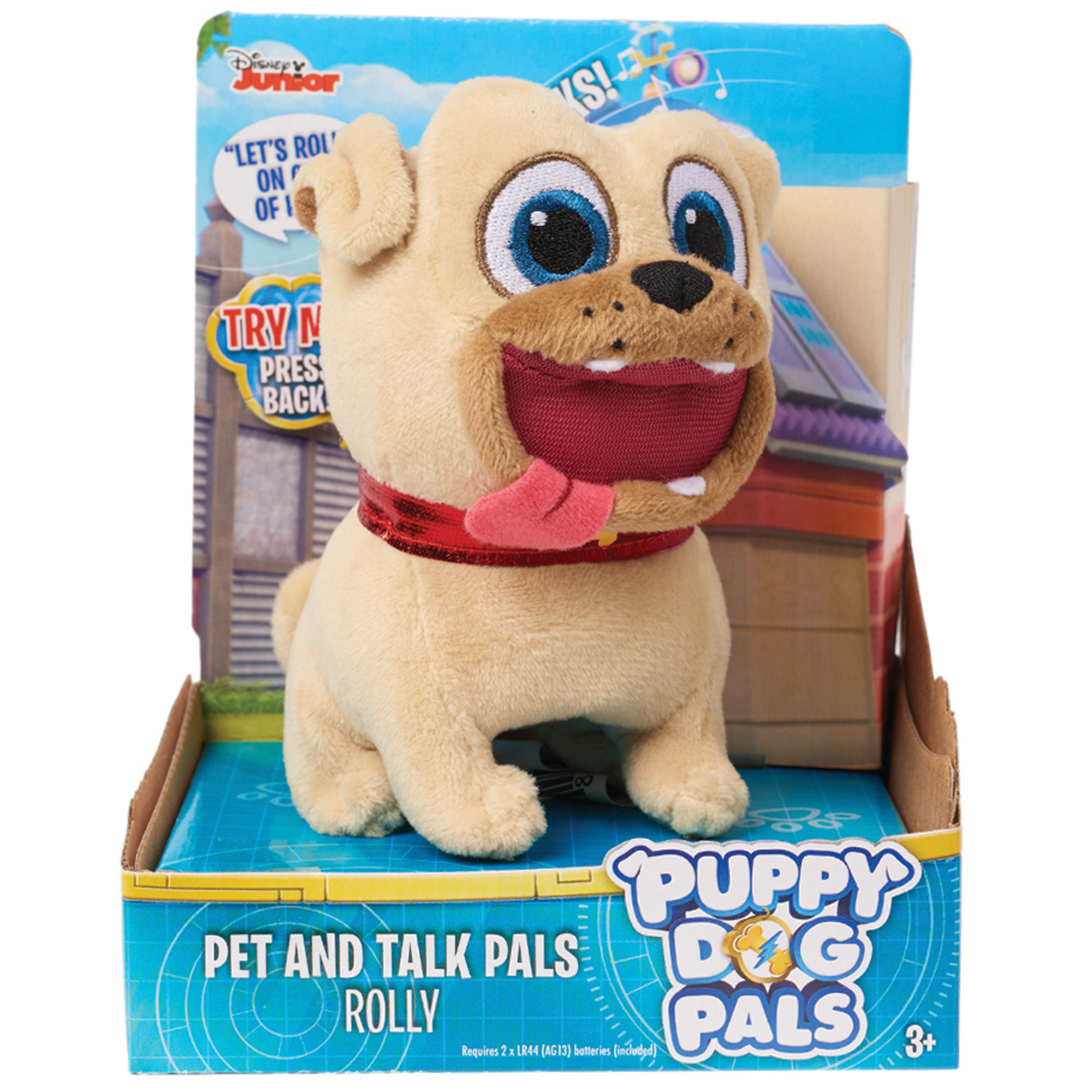 Picture of Puppy Dog Pals Interaction Figure Assortment Pack