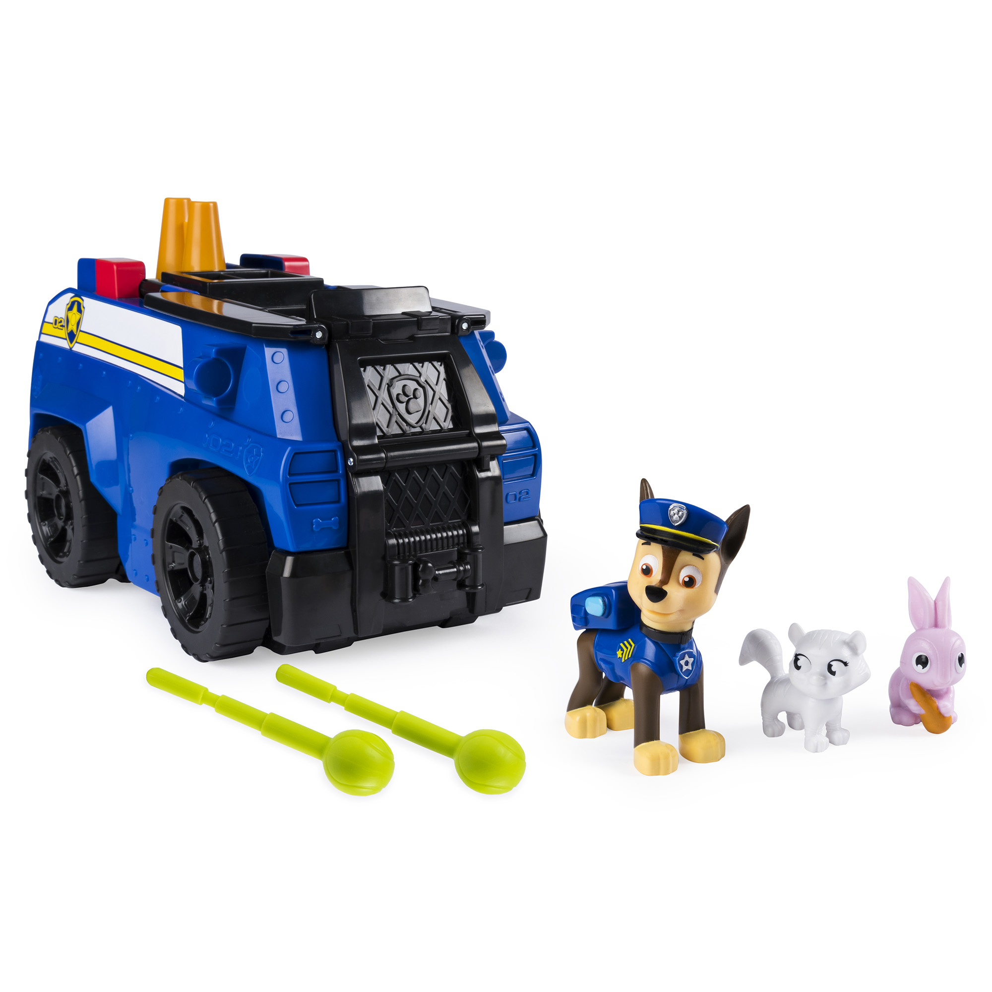 Picture of PAW Patrol Marshall & Chase Rescue Playset