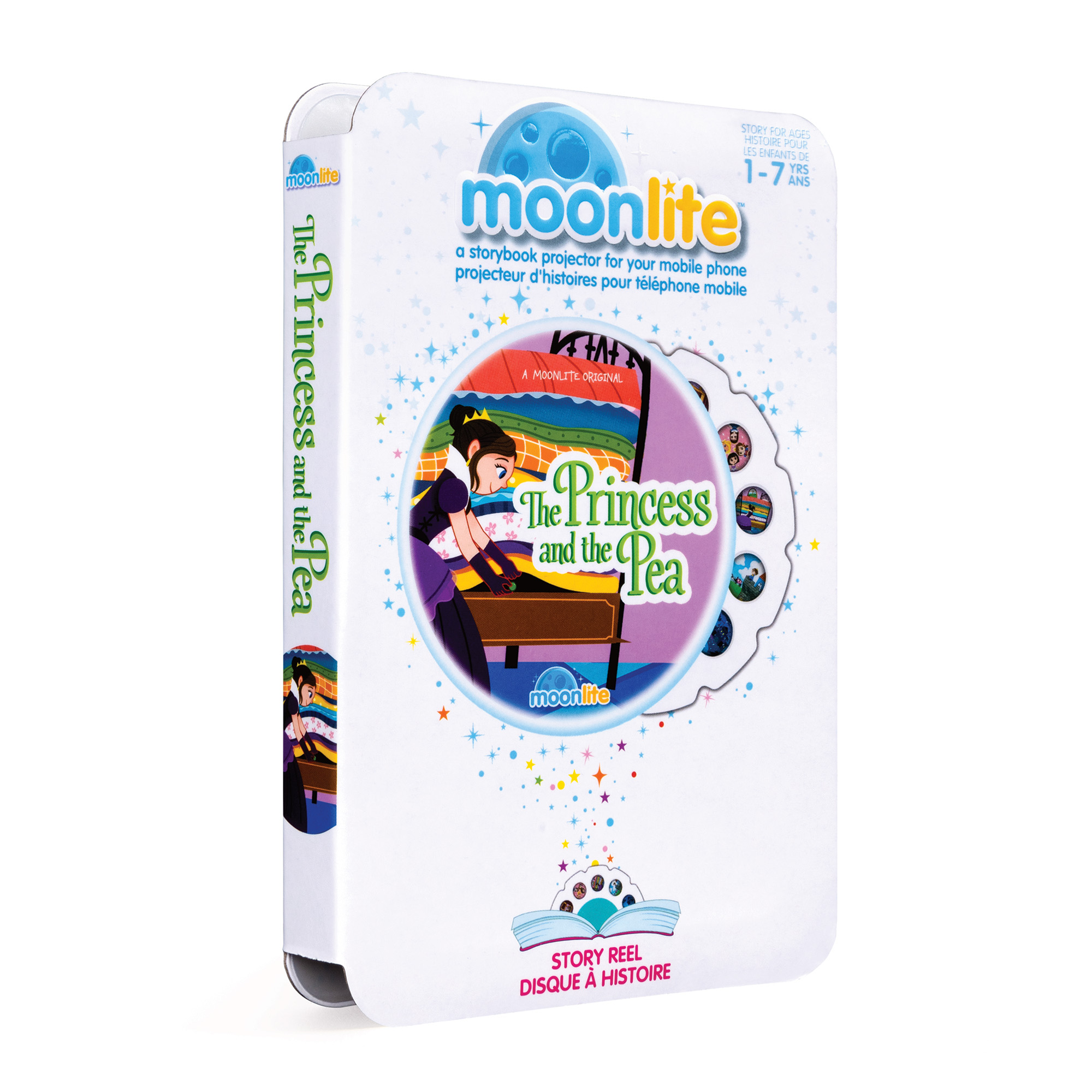 Picture of Moonlite Individual The Princess & the Pea Story Reel