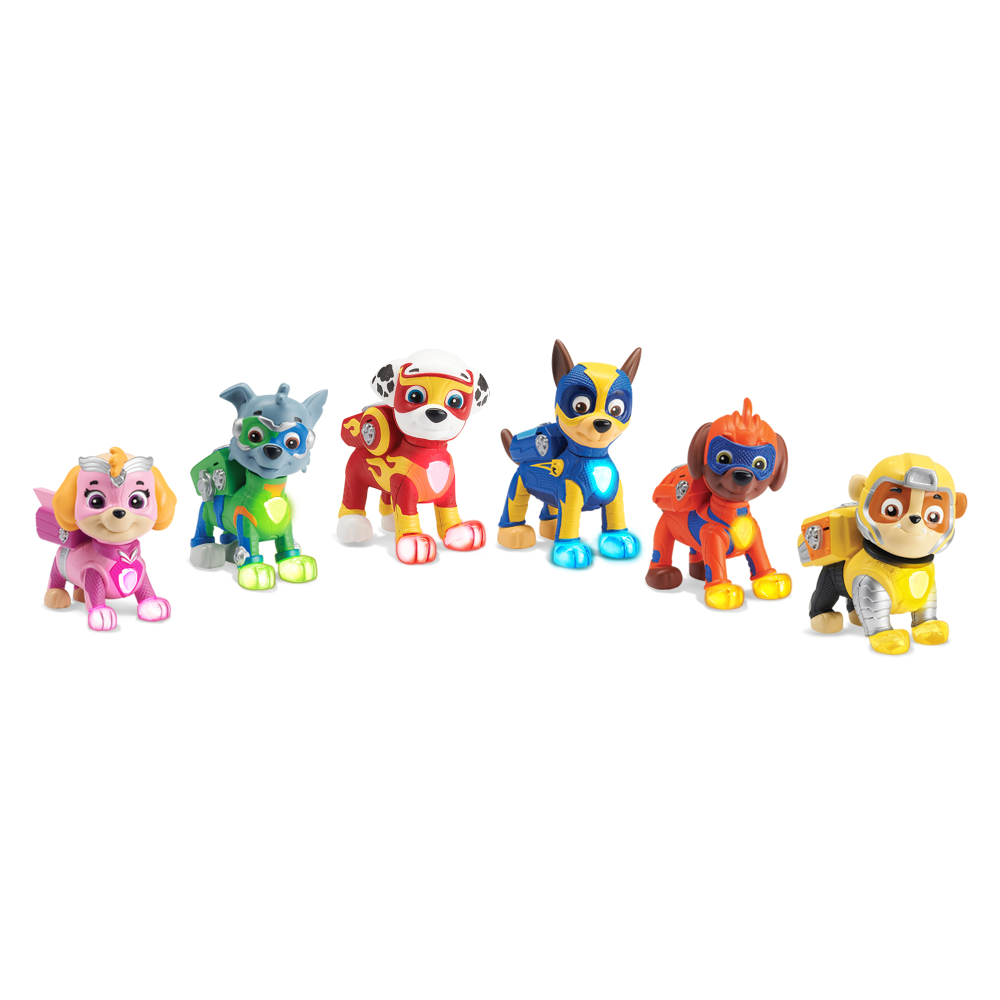 Picture of PAW Patrol Mighty Pups Hero Pups Assortment