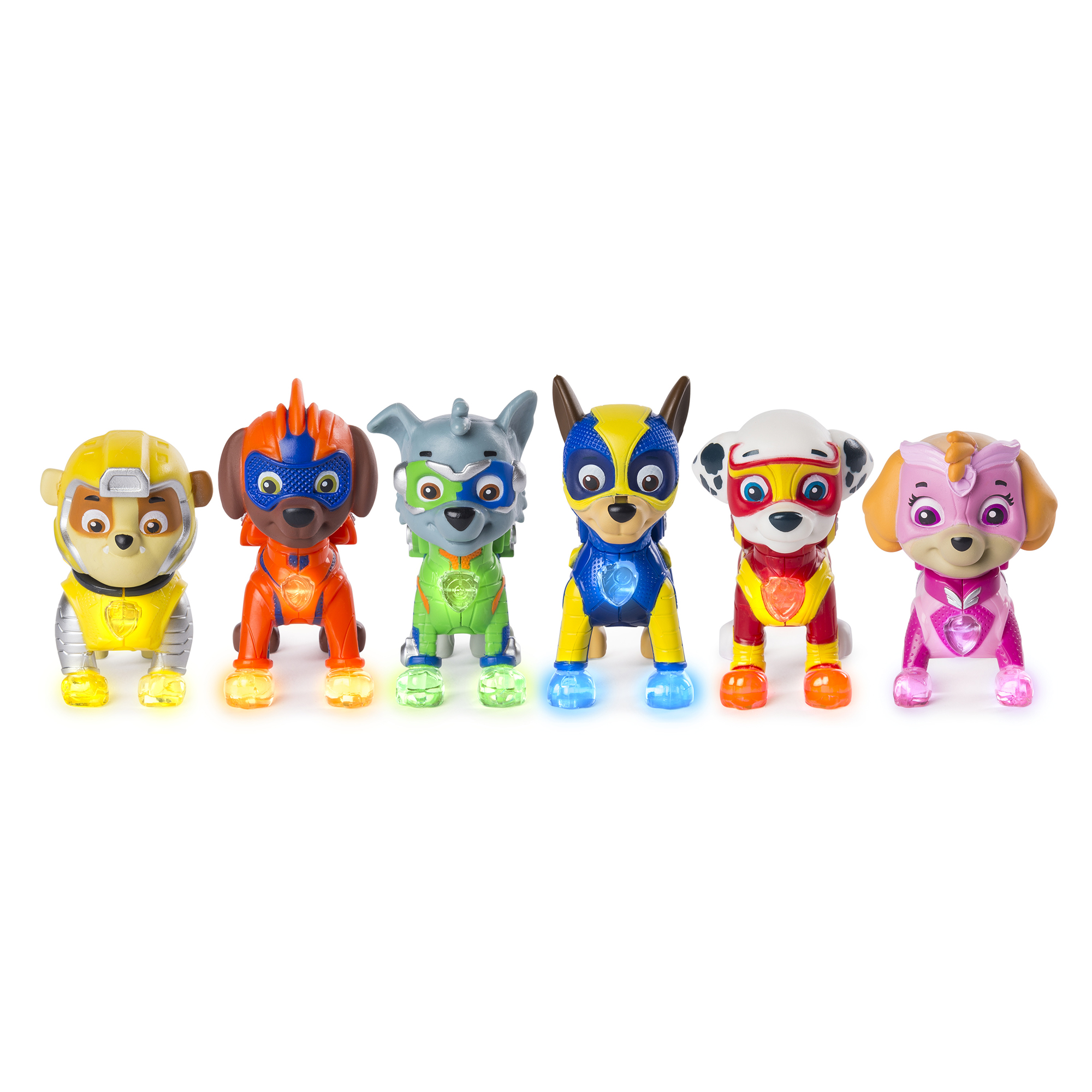 Picture of PAW Patrol Mighty Pups Pup Pals Assortment