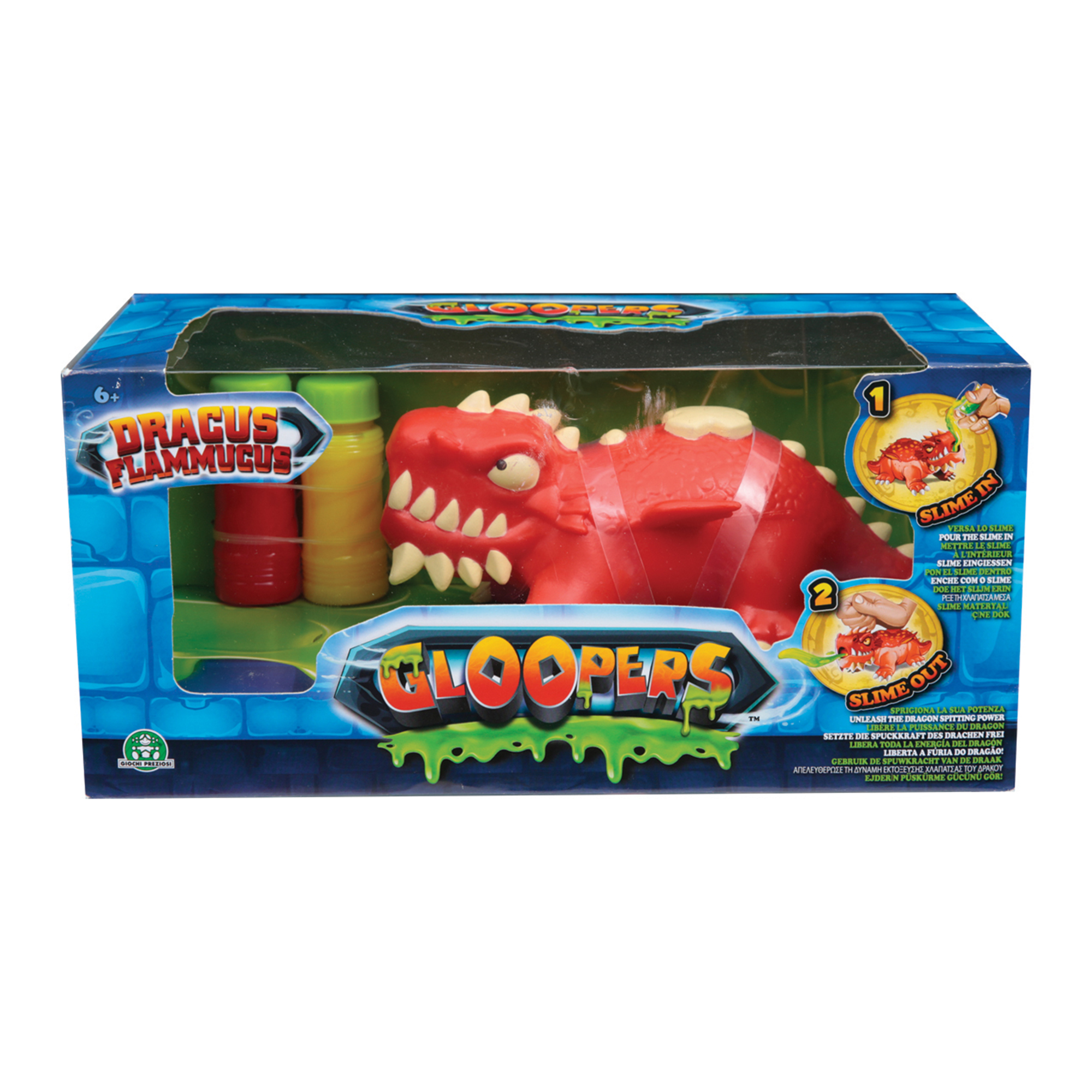 Picture of Gloopers Spitting Dragon Playset