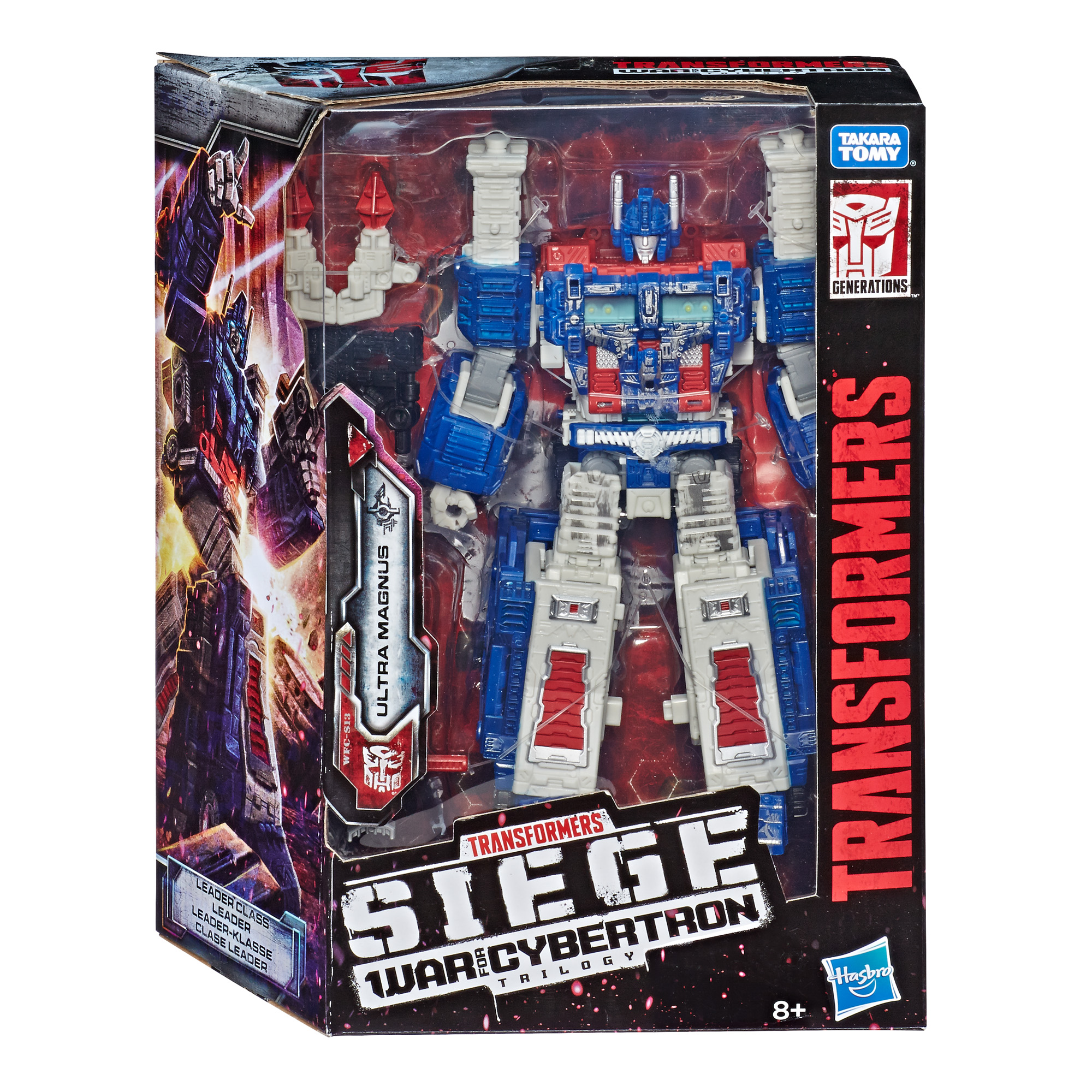 Picture of Transformers Generations Siege Leader Figure Assortment