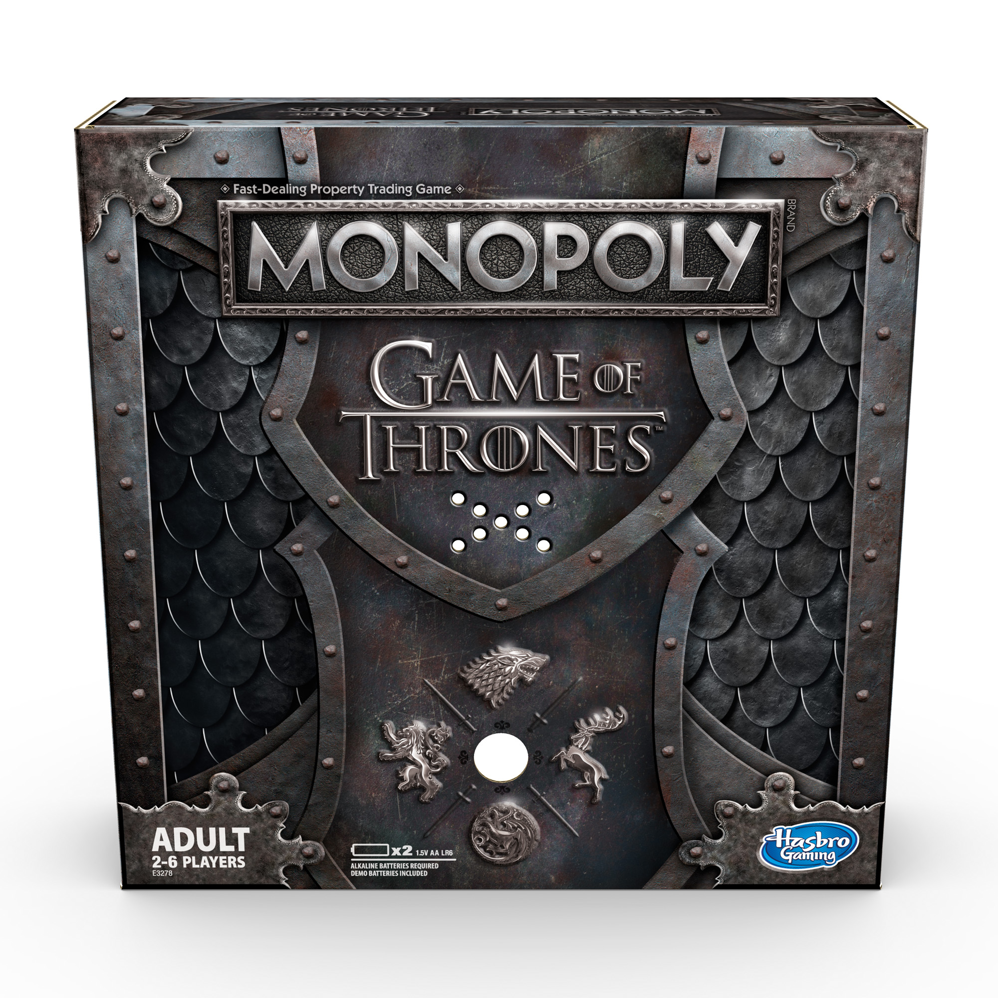 Picture of Monopoly Game of Thrones Game