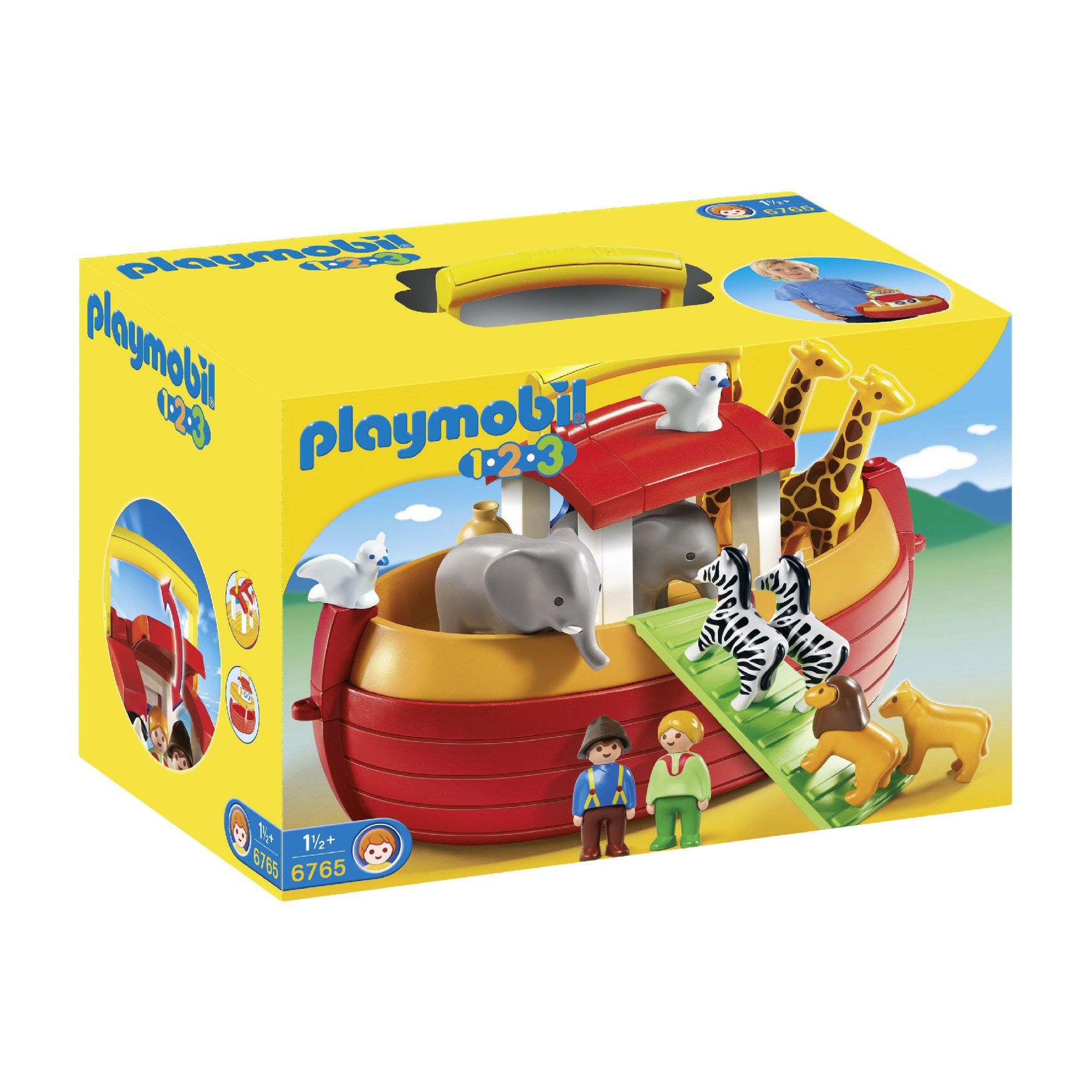 Picture of Playmobil 123 Noah's Ark 6765