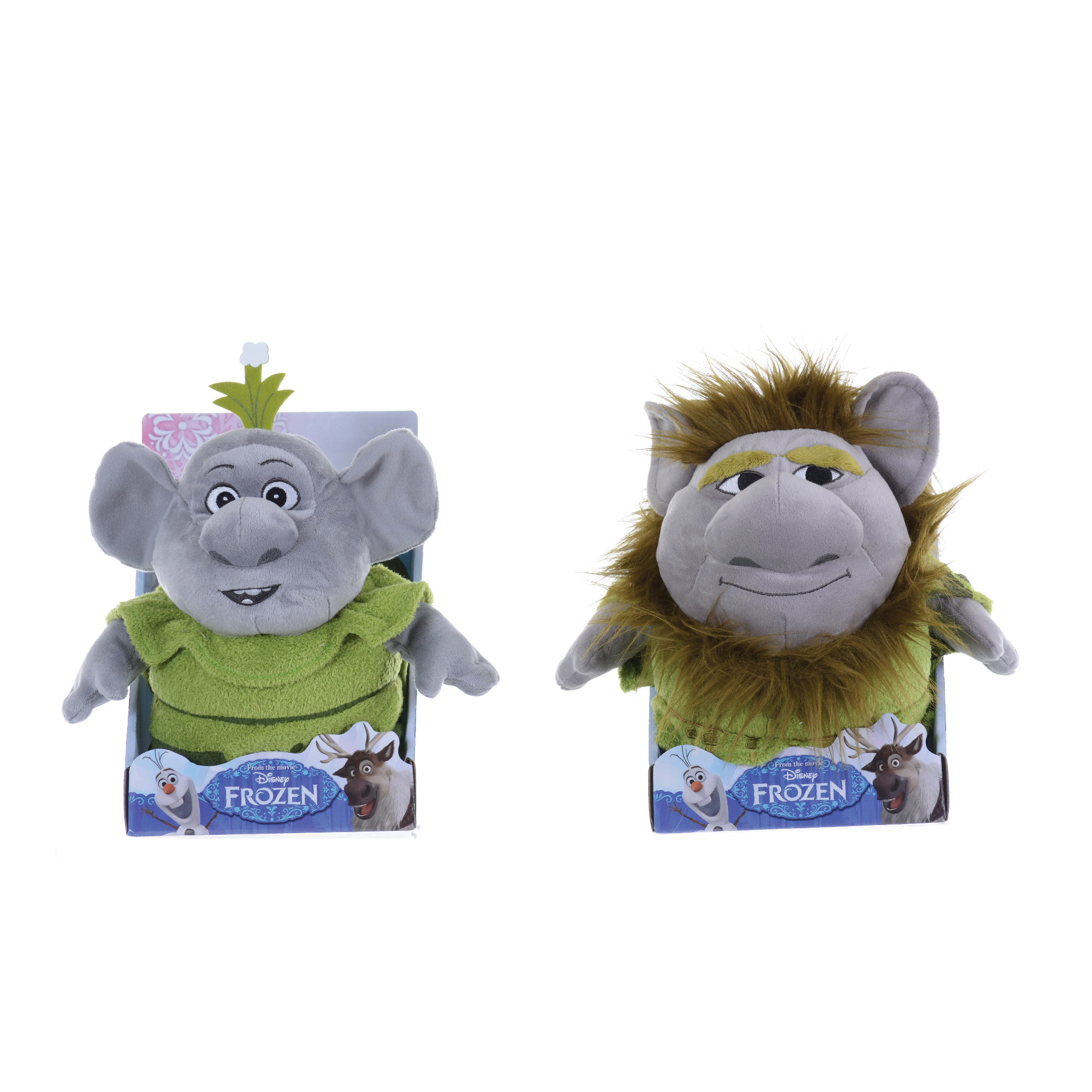 Picture of Disney Frozen 10-Inch Trolls Soft Toy Assortment